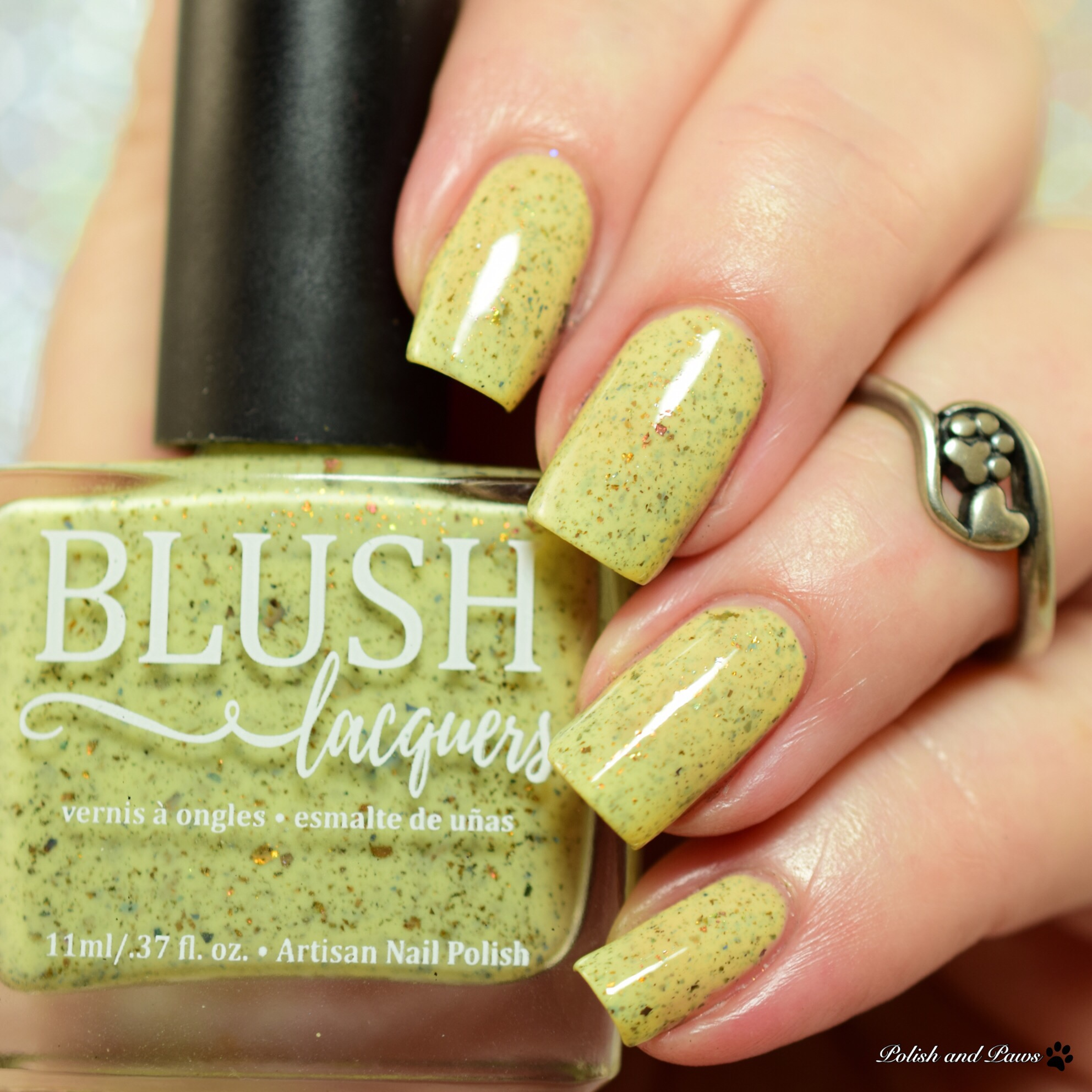 Blush Lacquers The Scenic Route