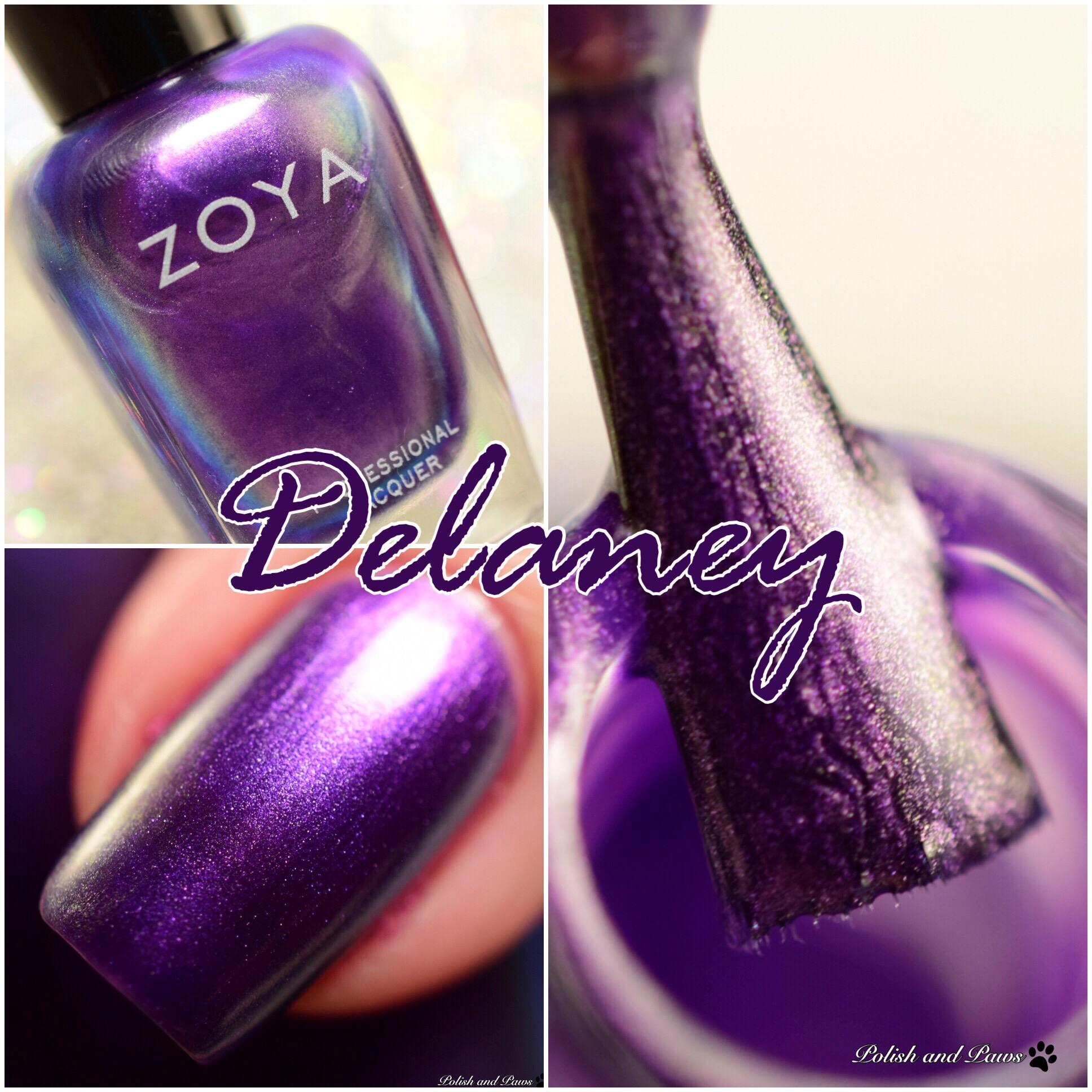 Zoya Delaney