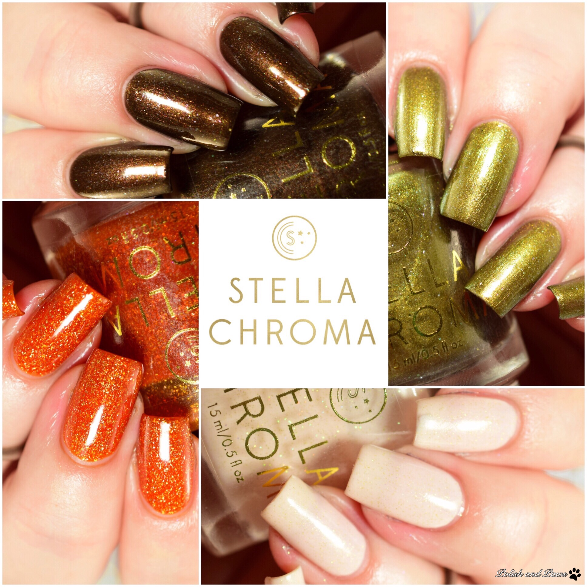 Stella Chroma Into the Woods Collection