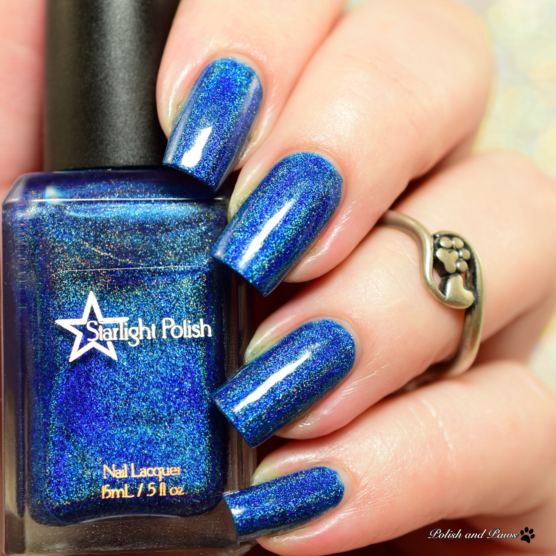 Starlight Polish Winter Skies