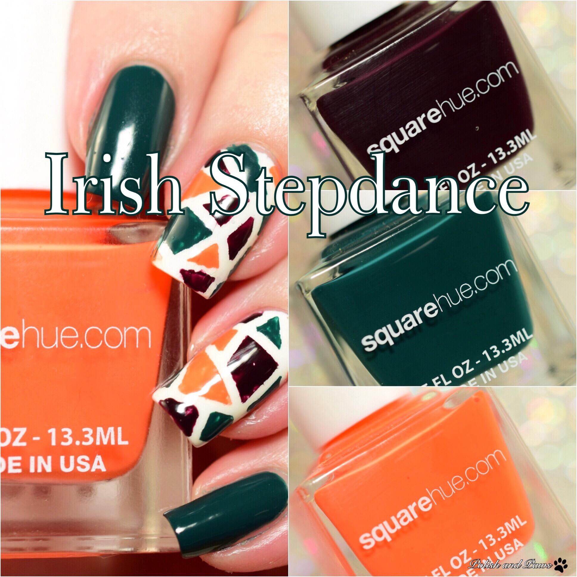 Square Hue Irish Stepdance Collection