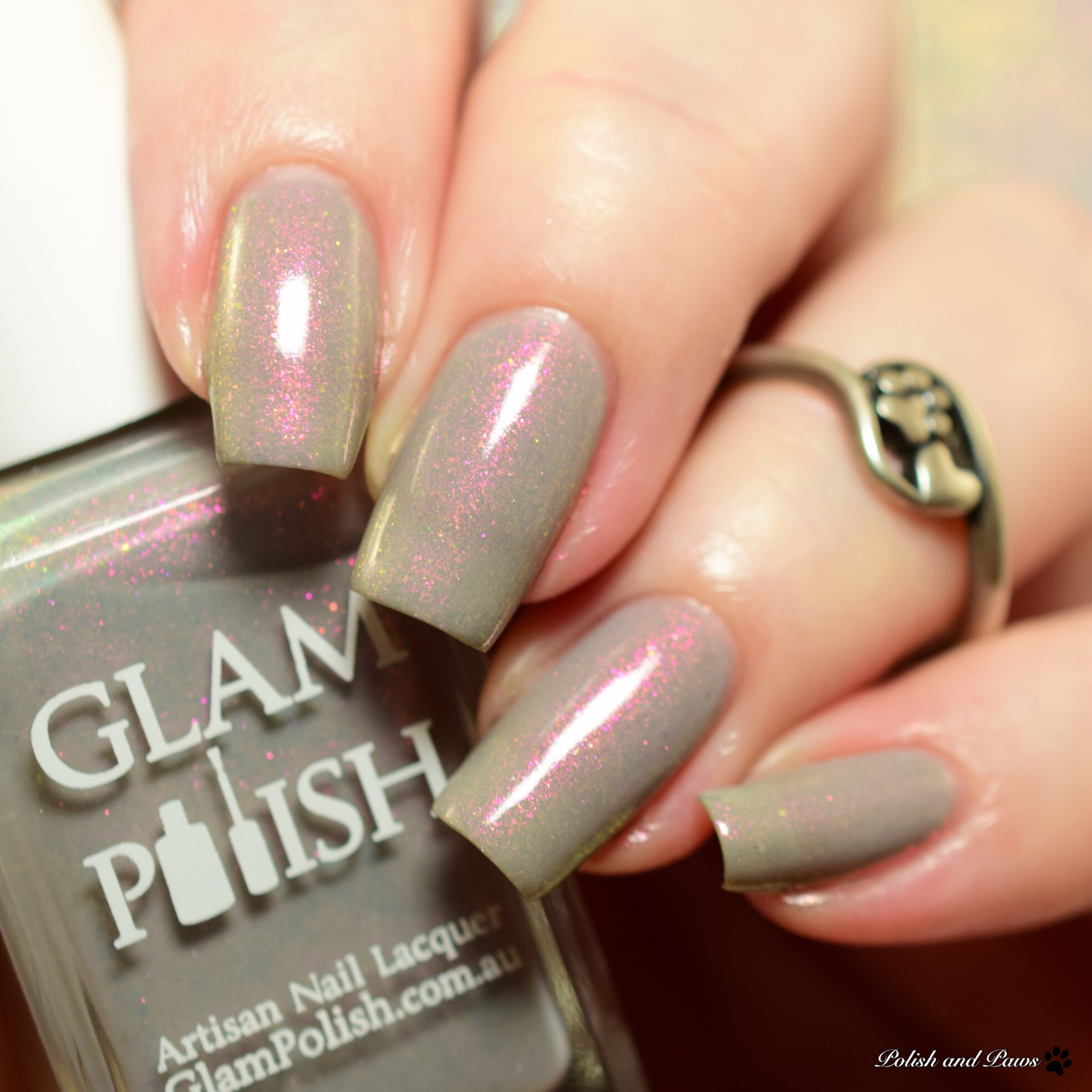 Glam Polish Riddikulus!