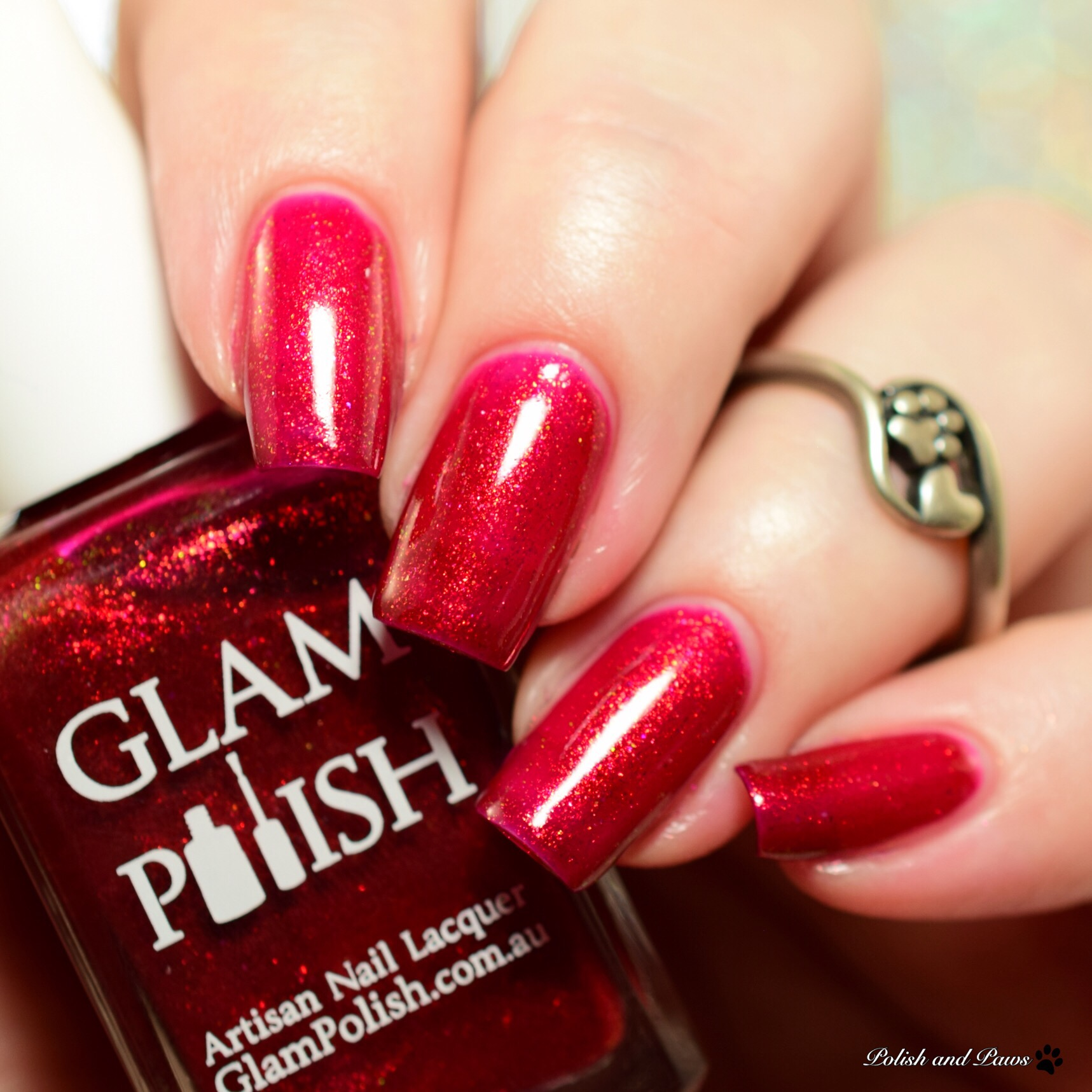 Glam Polish Wingardium Leviosa!