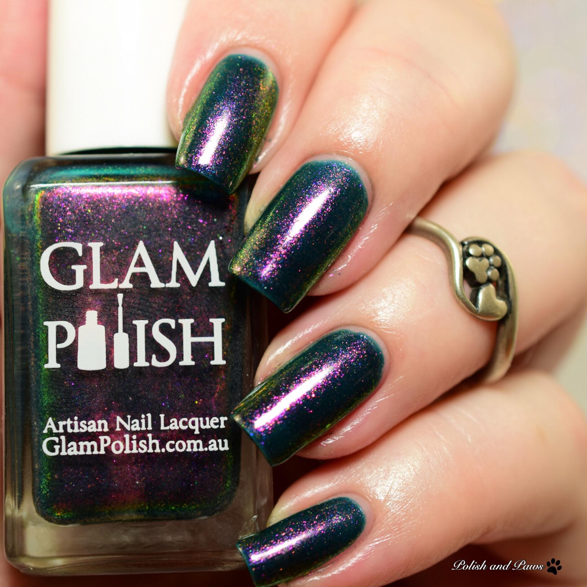 Glam Polish Expecto Patronum!