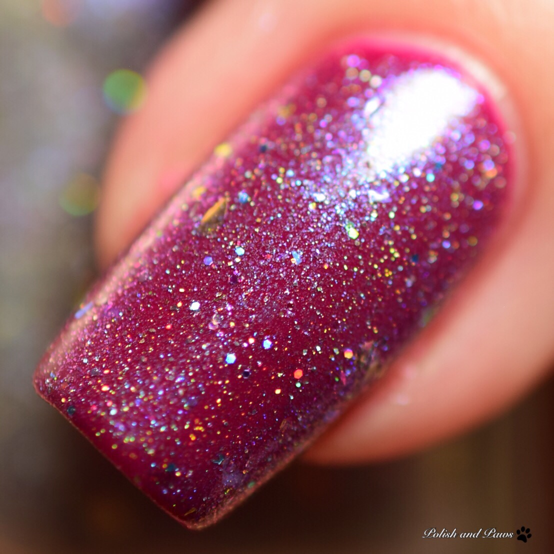 Joy Lacquer One Little Unicorn