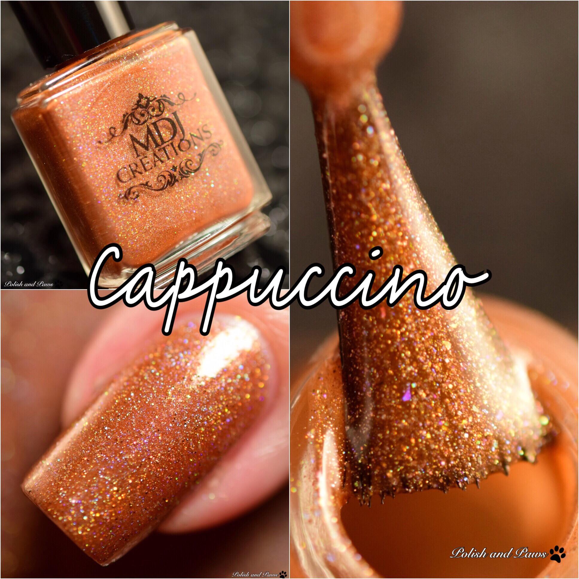 MDJ Creations Cappuccino