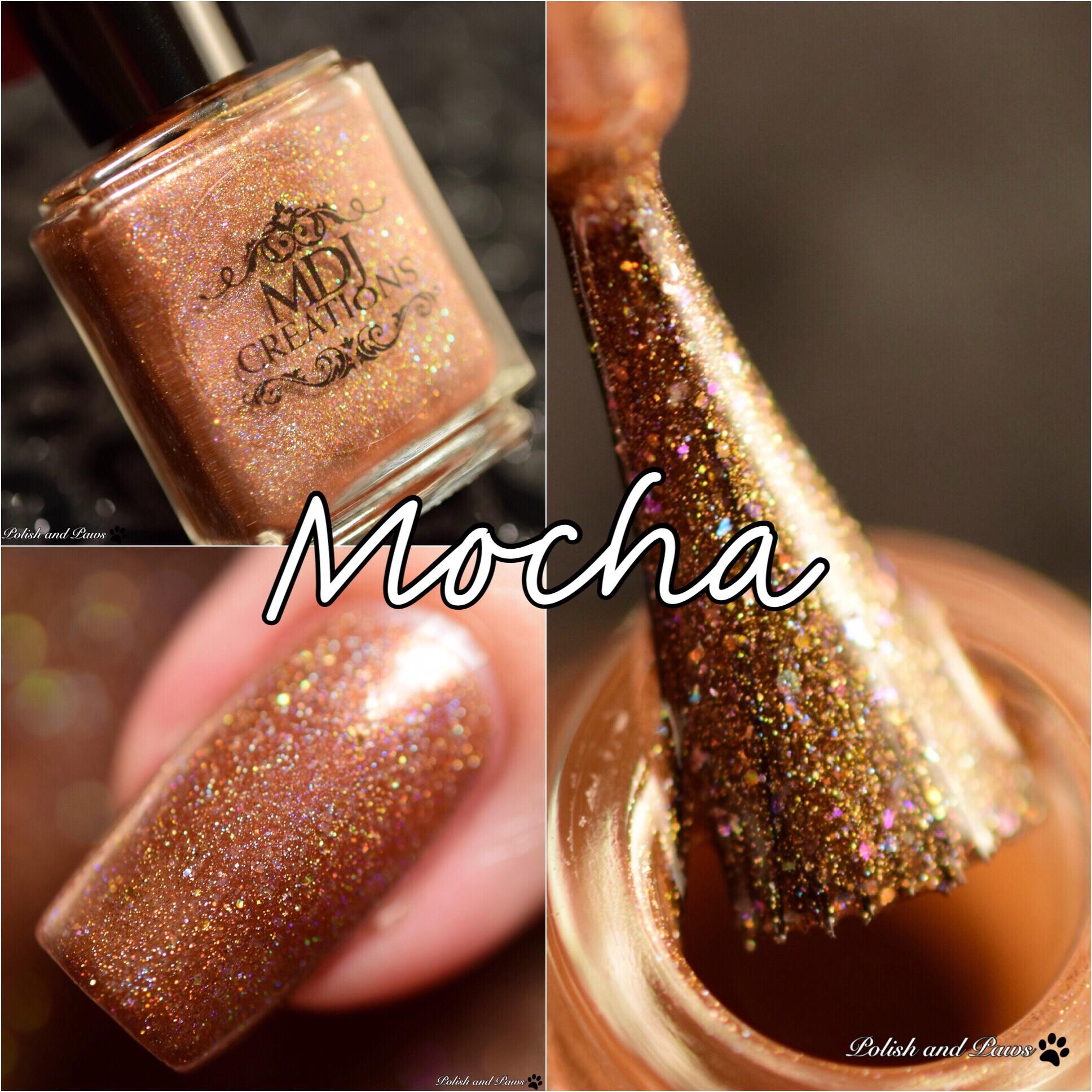 MDJ Creations Mocha
