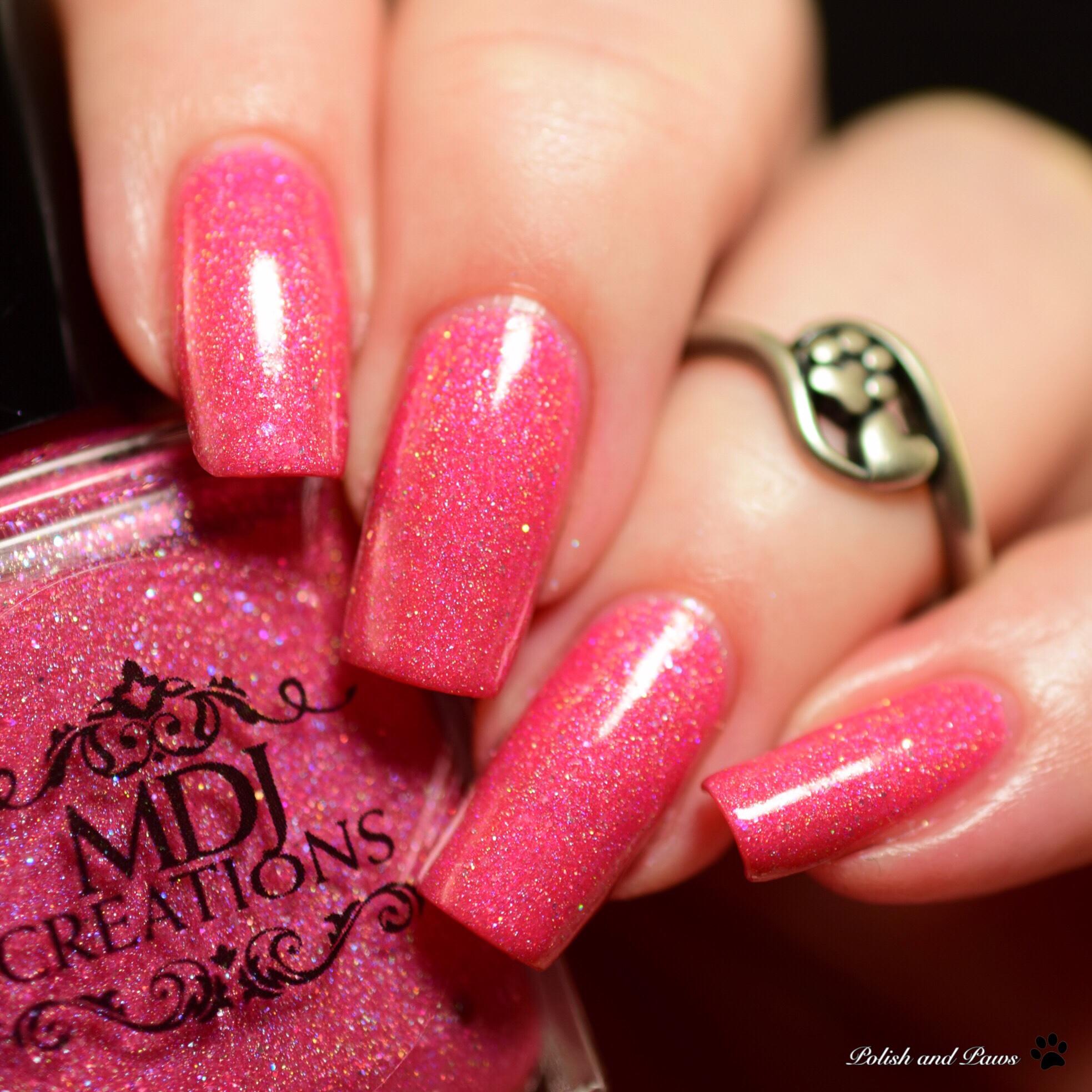 MDJ Creations Blush