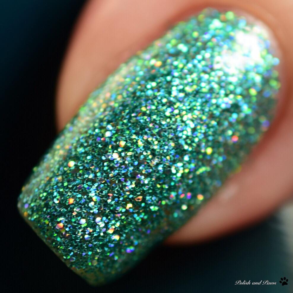 Digital Dozen All That Glitters Painted Polish Microglitters