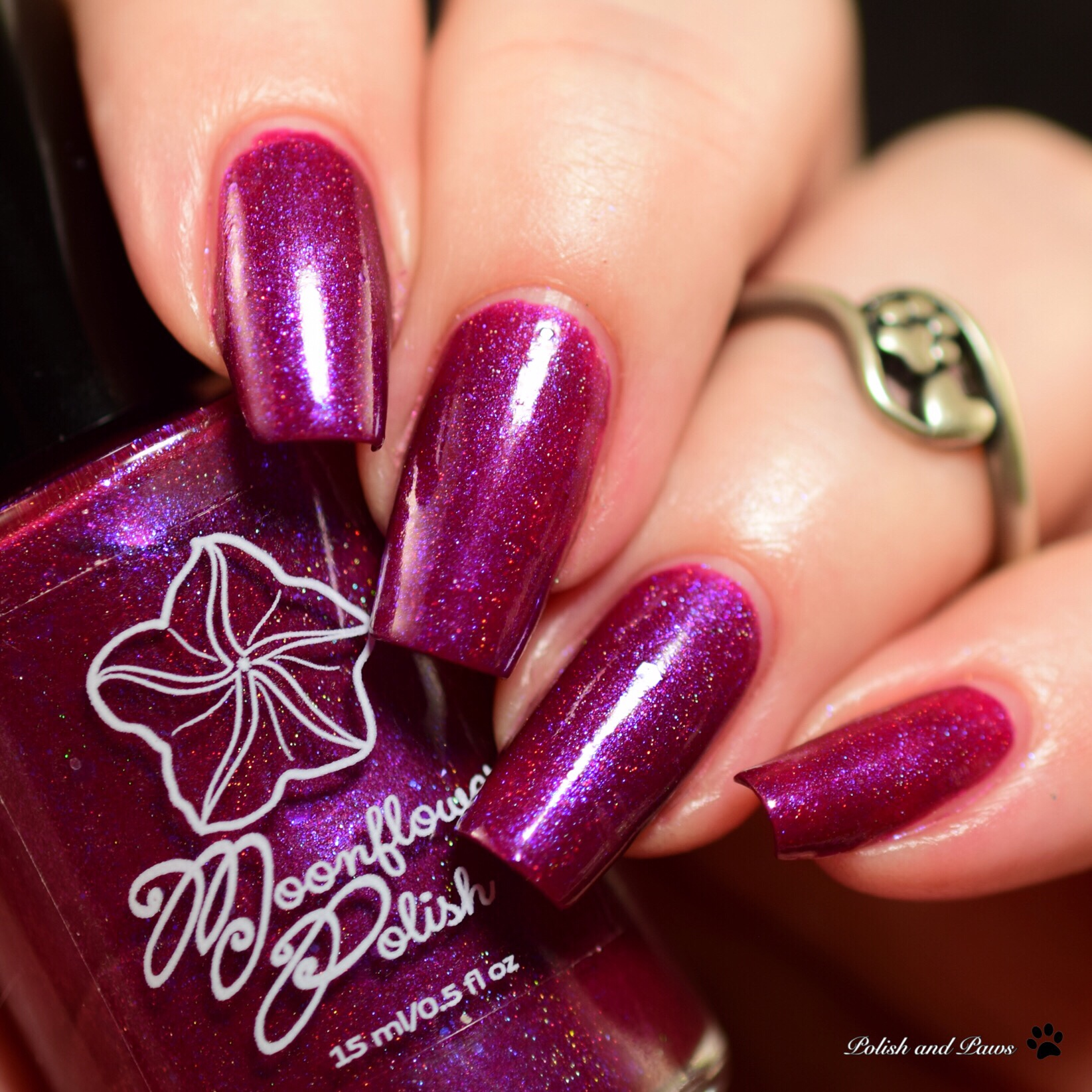 Moonflower Polish Heart and Soul
