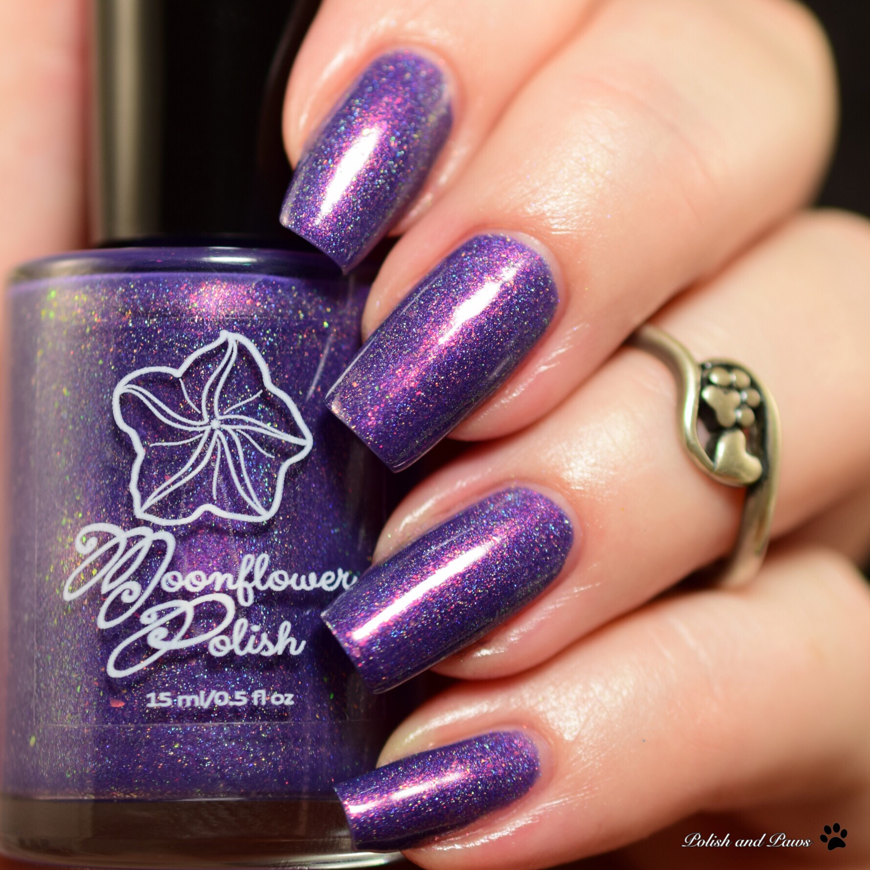Moonflower Polish One More Light
