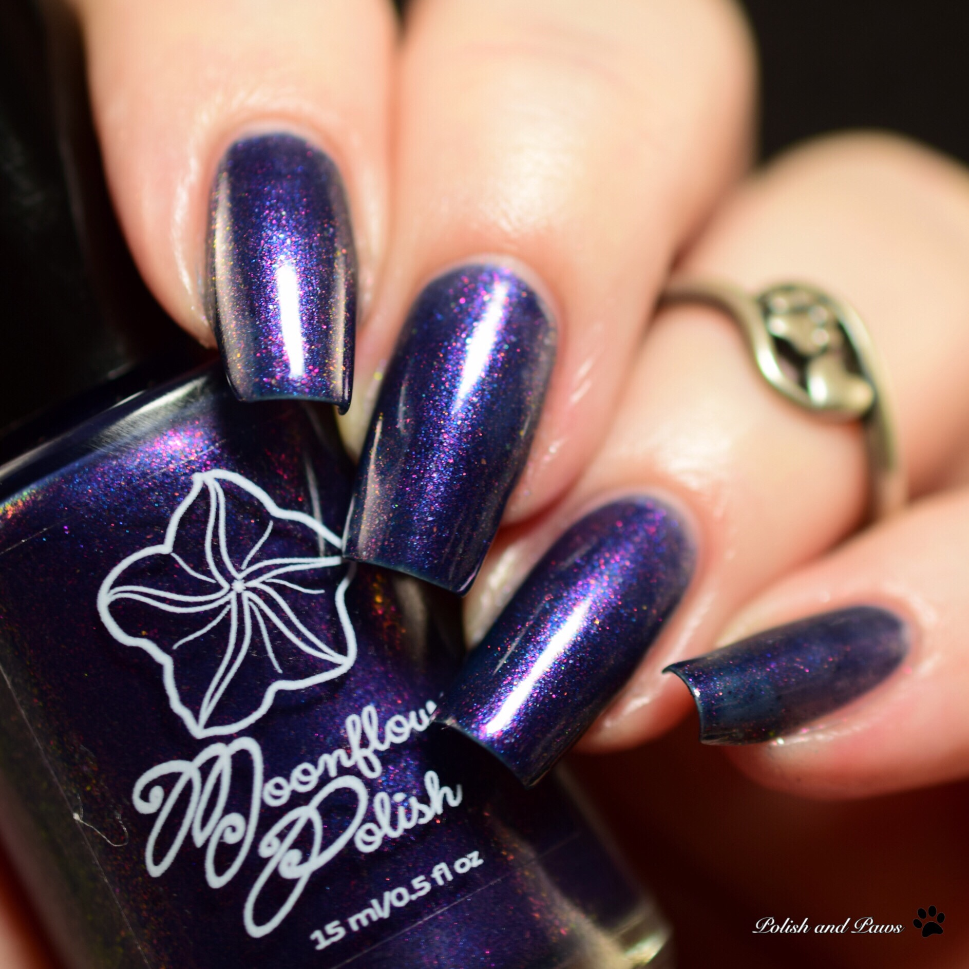 Moonflower Polish Do You Love Me
