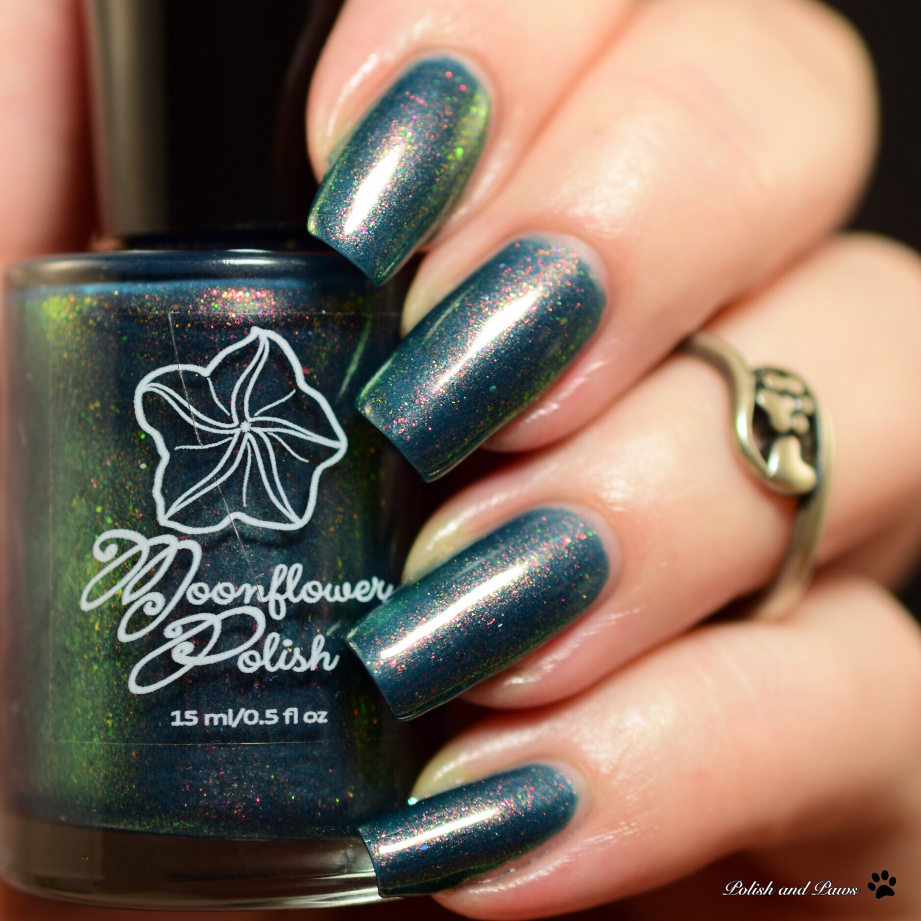 Moonflower Polish A Million Thoughts