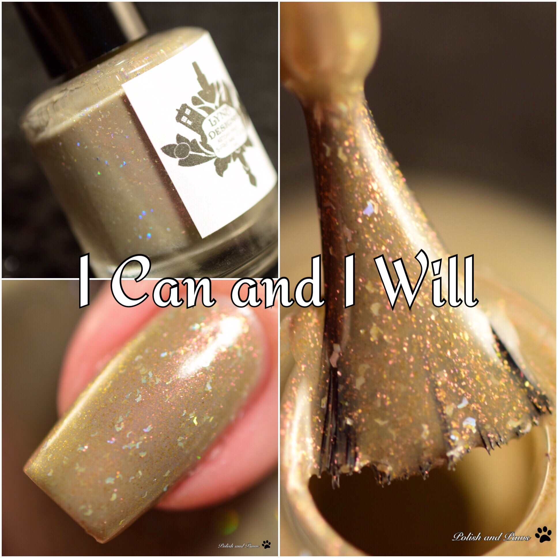 LynB Designs I Can and I Will