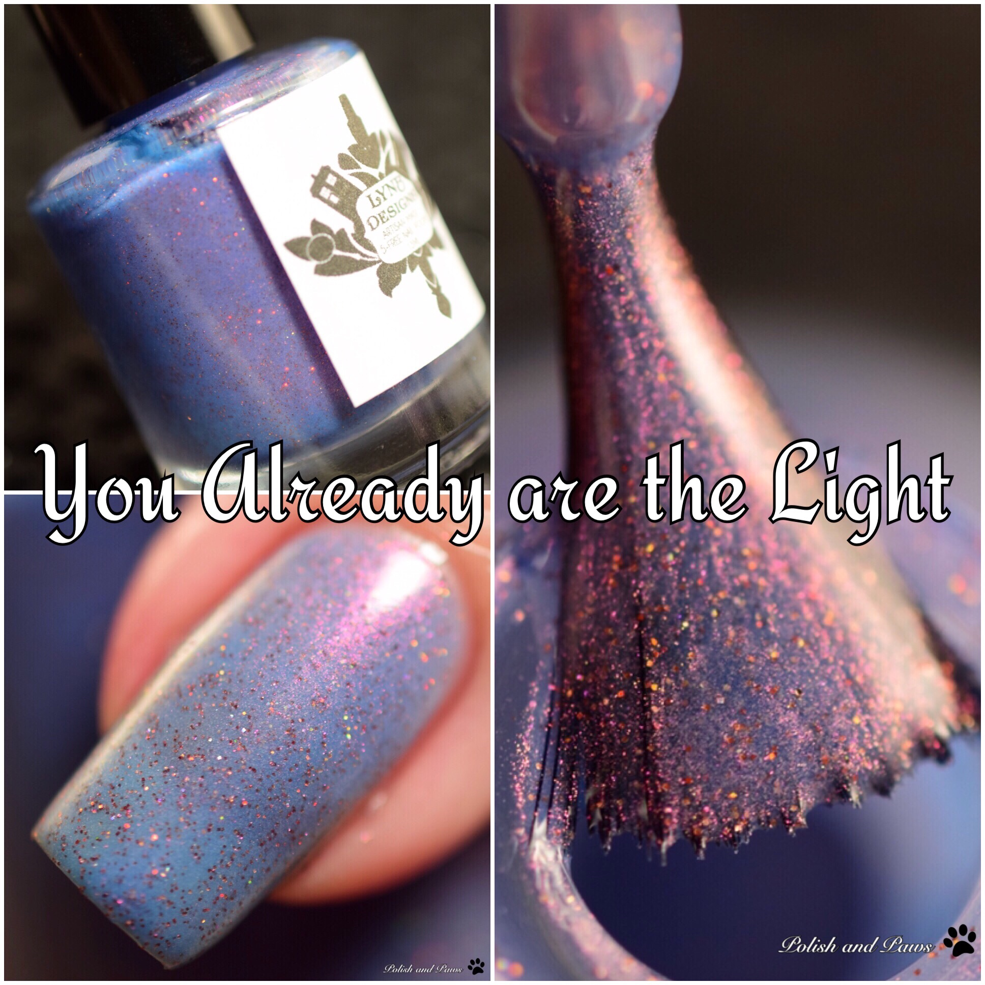 LynB Designs You Already are the Light