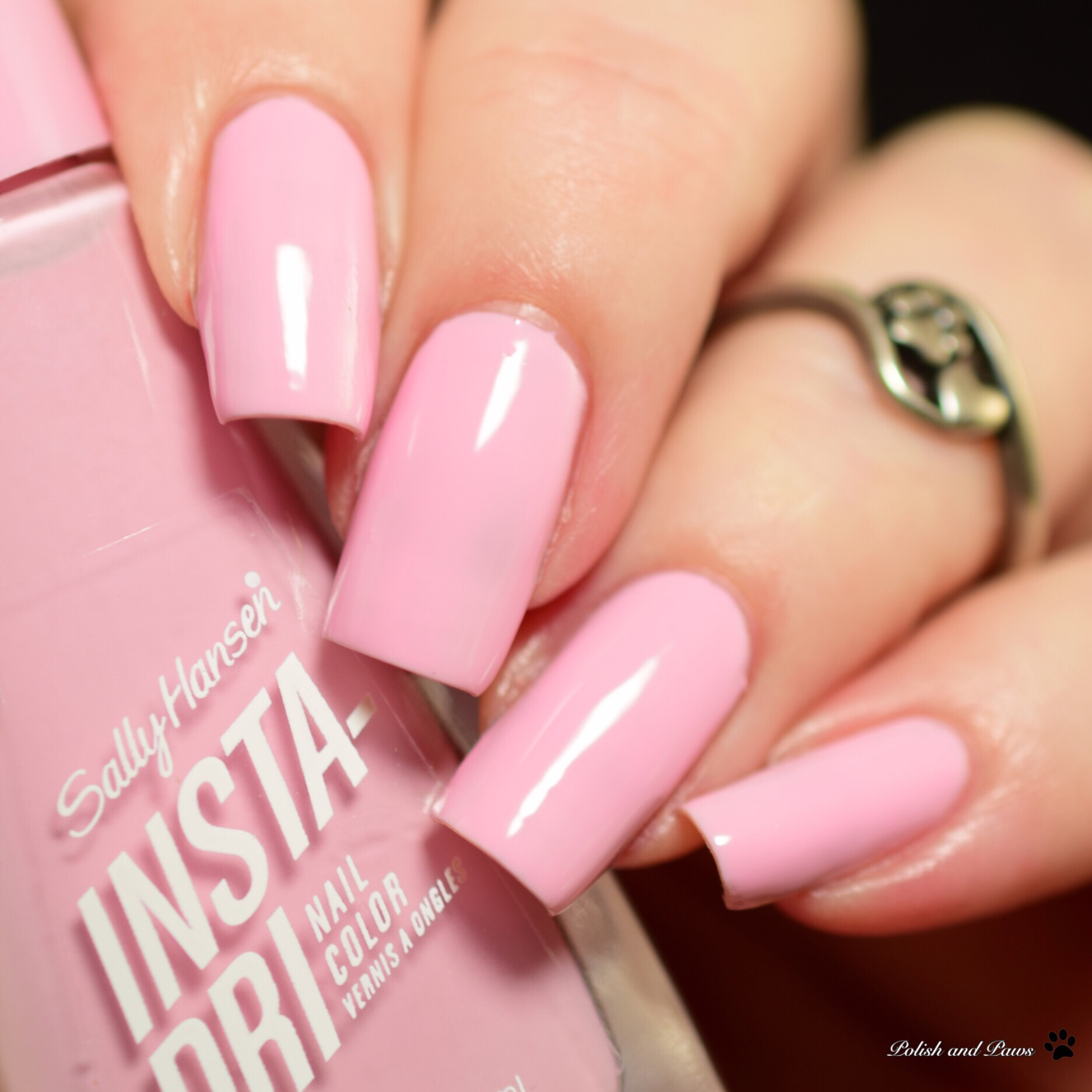 Sally Hansen Instra-Dri Racing Rose 263
