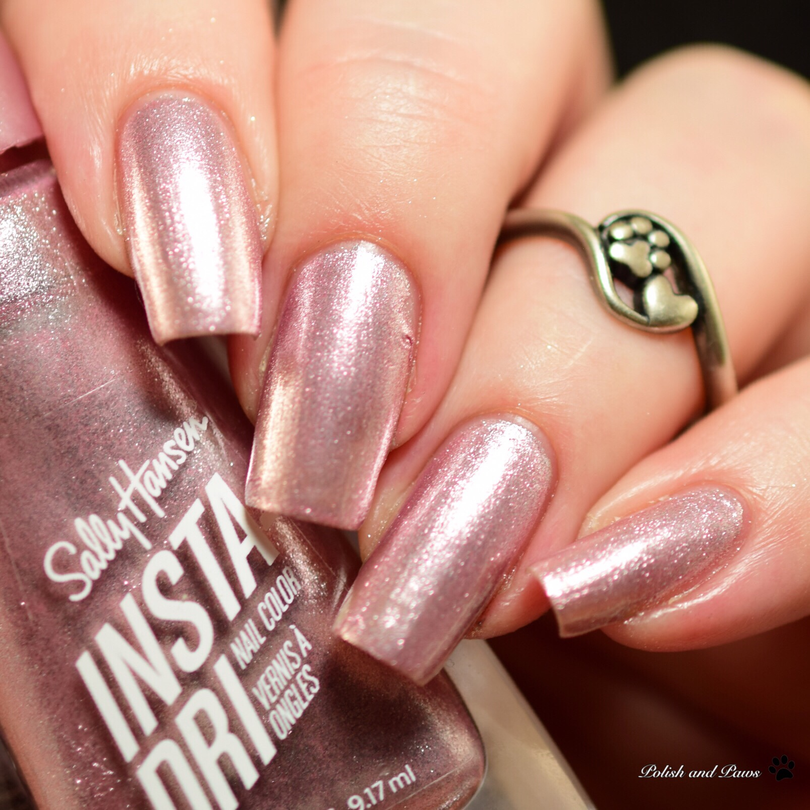 Sally Hansen Insta-Dri Petal to The Metal