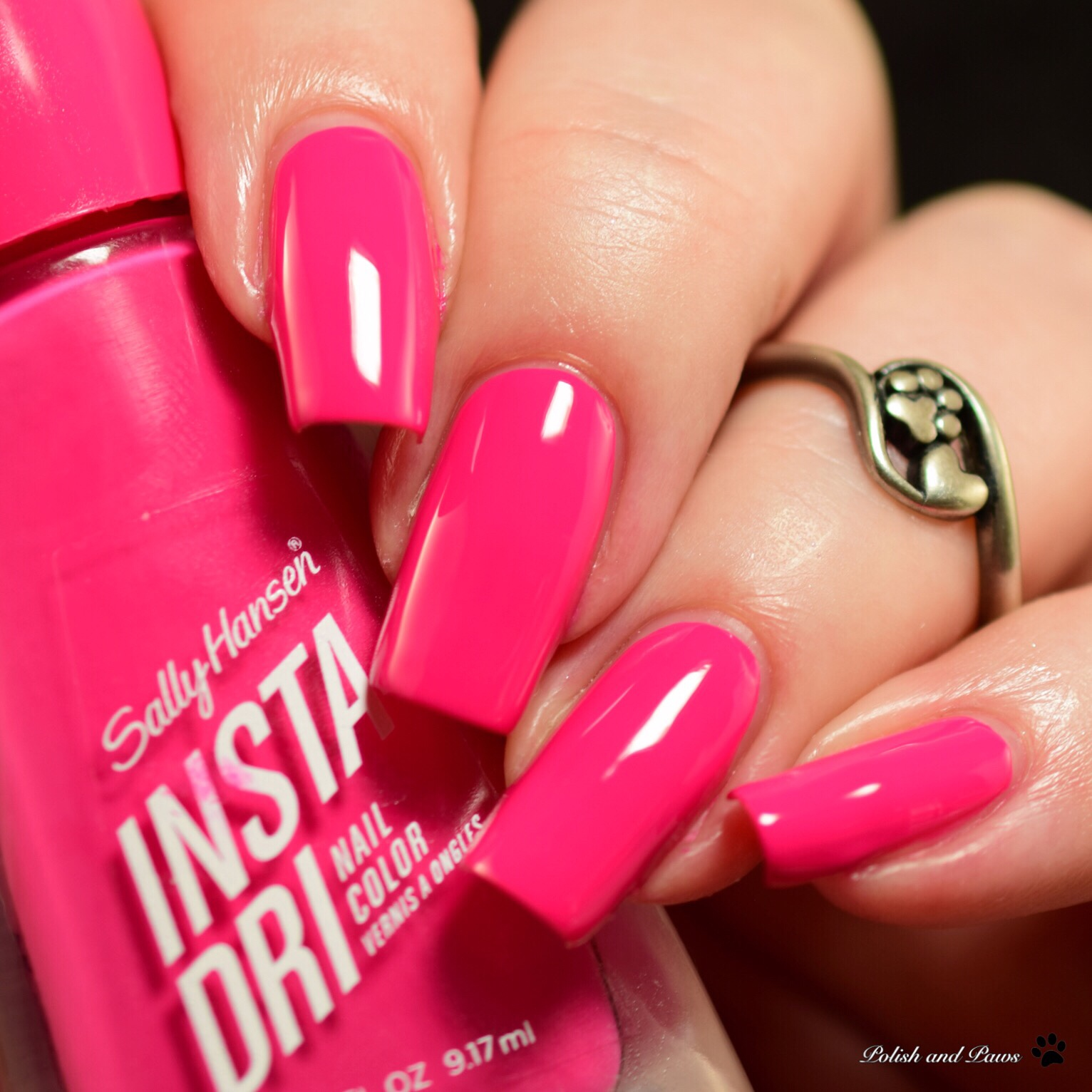 Sally Hansen Insta-Dri Watermelon Wizz