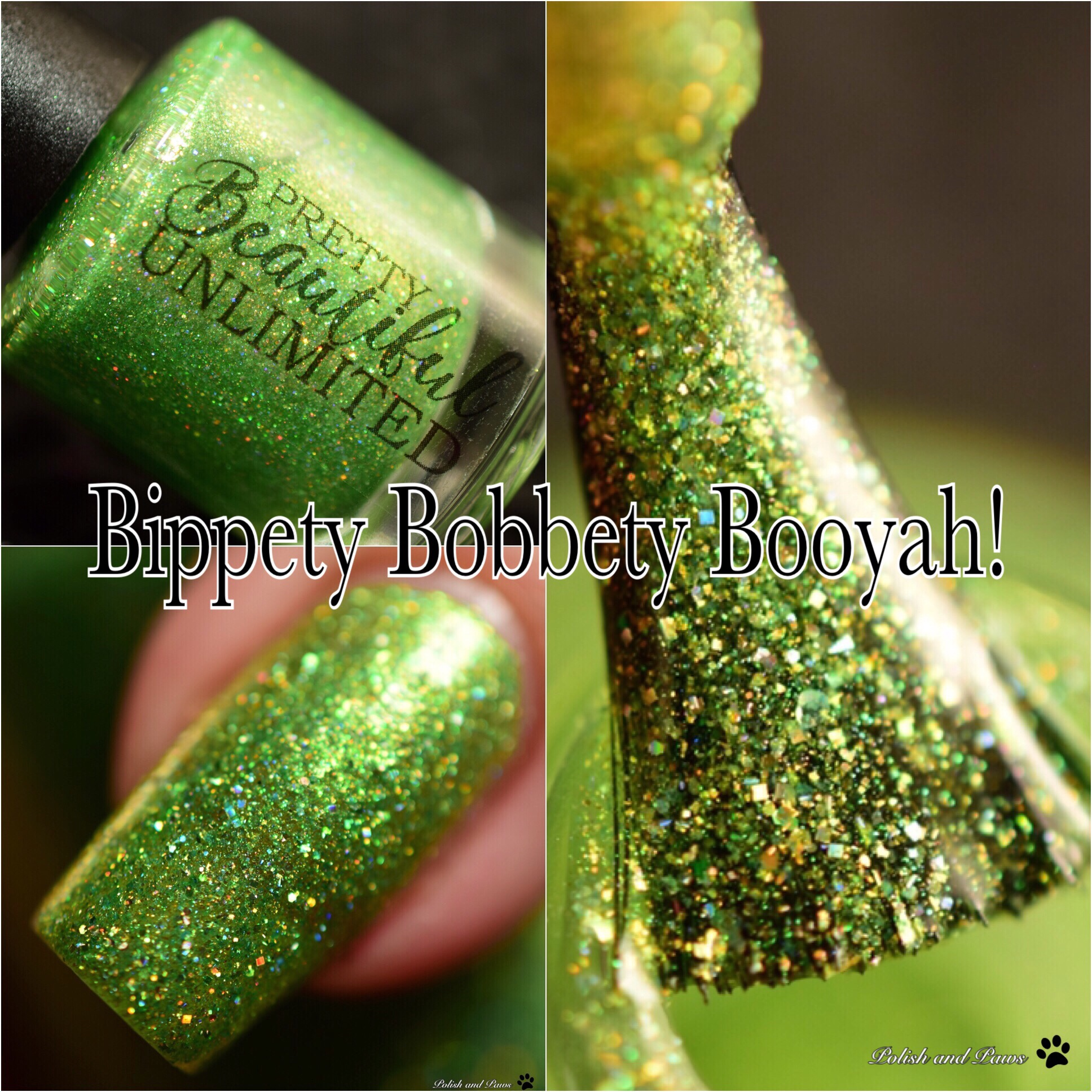 Pretty Beautiful Unlimited Bippety Bobbety Booyah