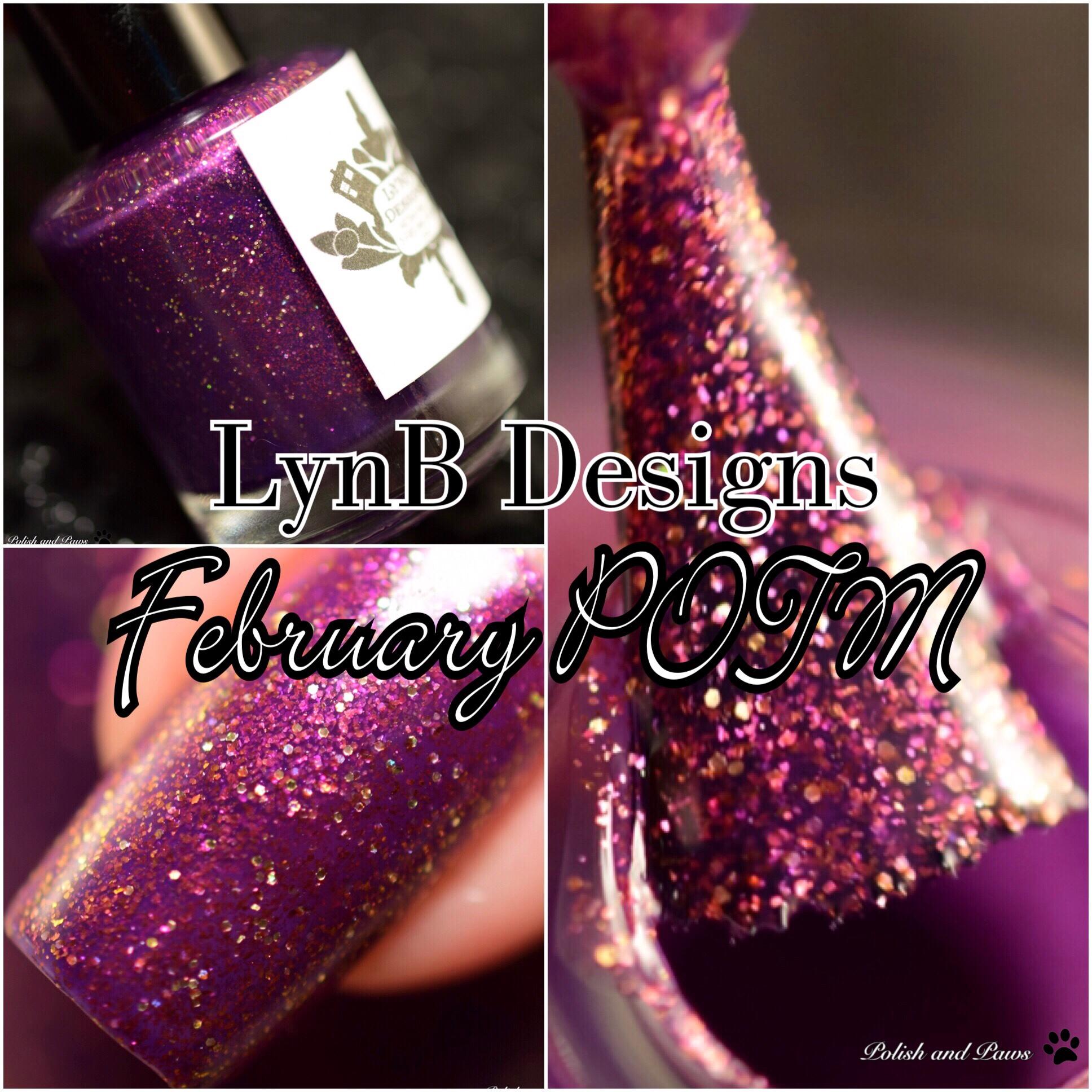 LynB Designs L'Amethyste