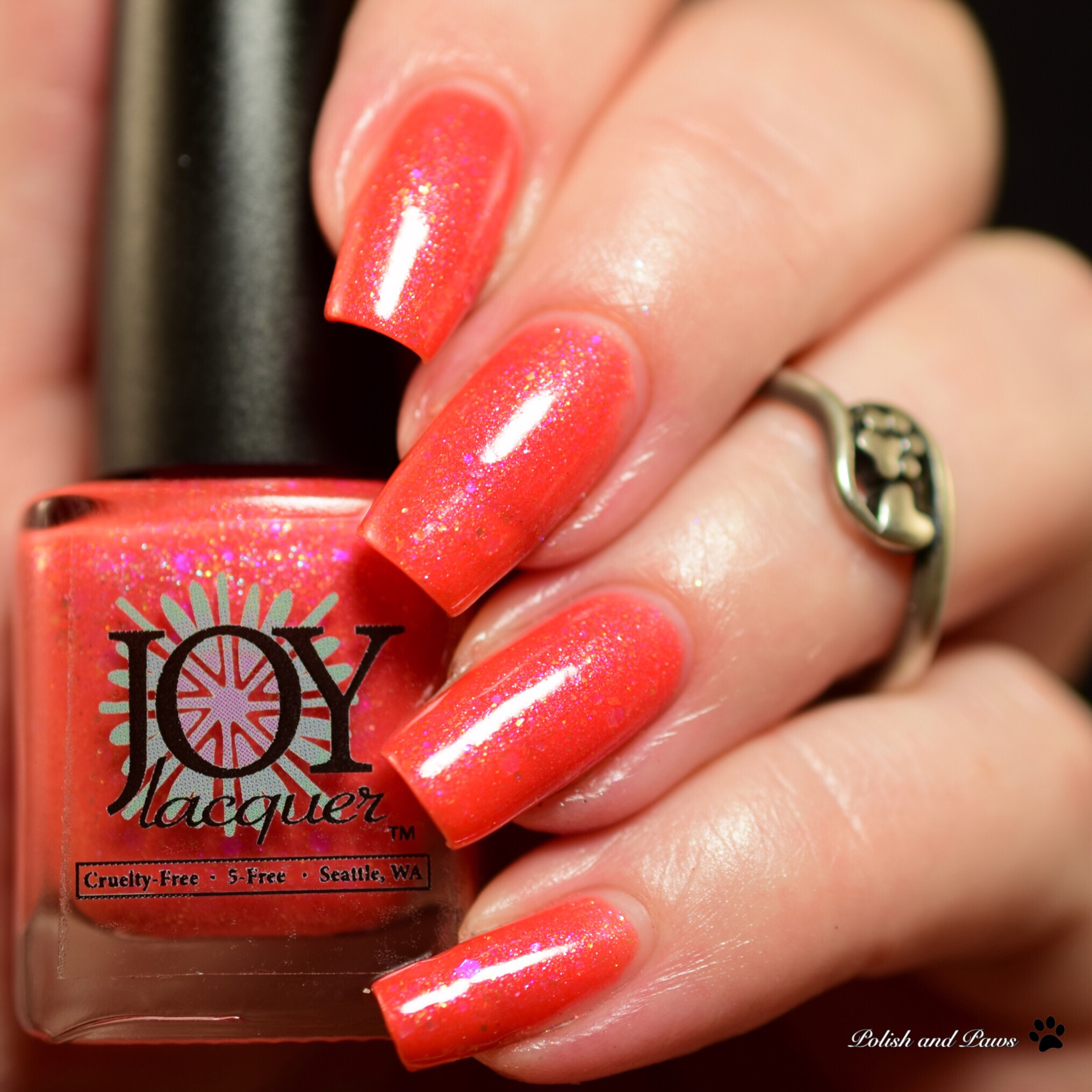Joy Lacquer Hottie McNaughty
