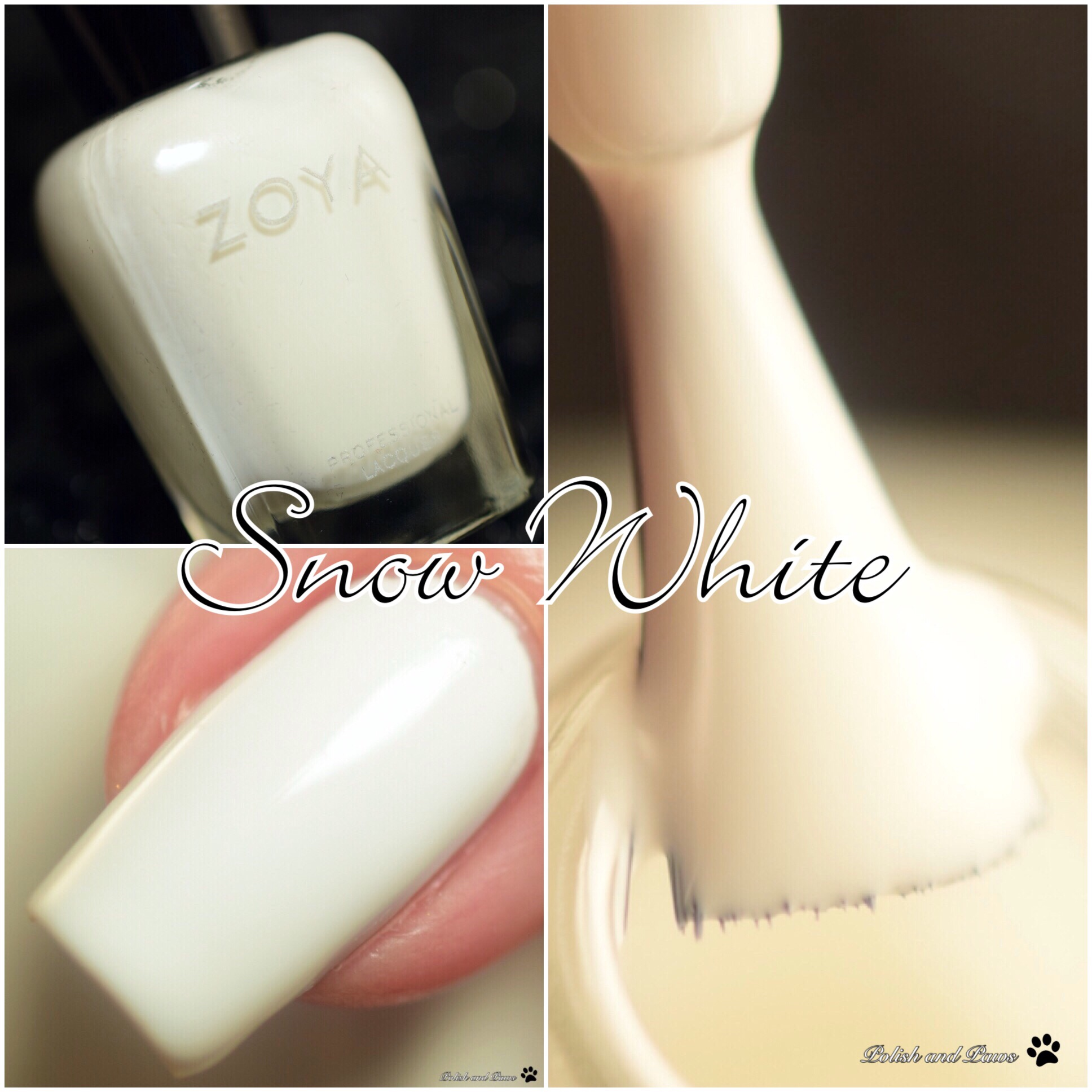 Zoya Snow White