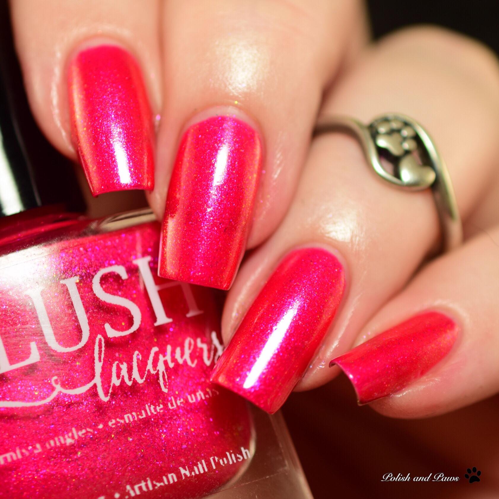 Blush Lacquers Lipstick Matchsticks