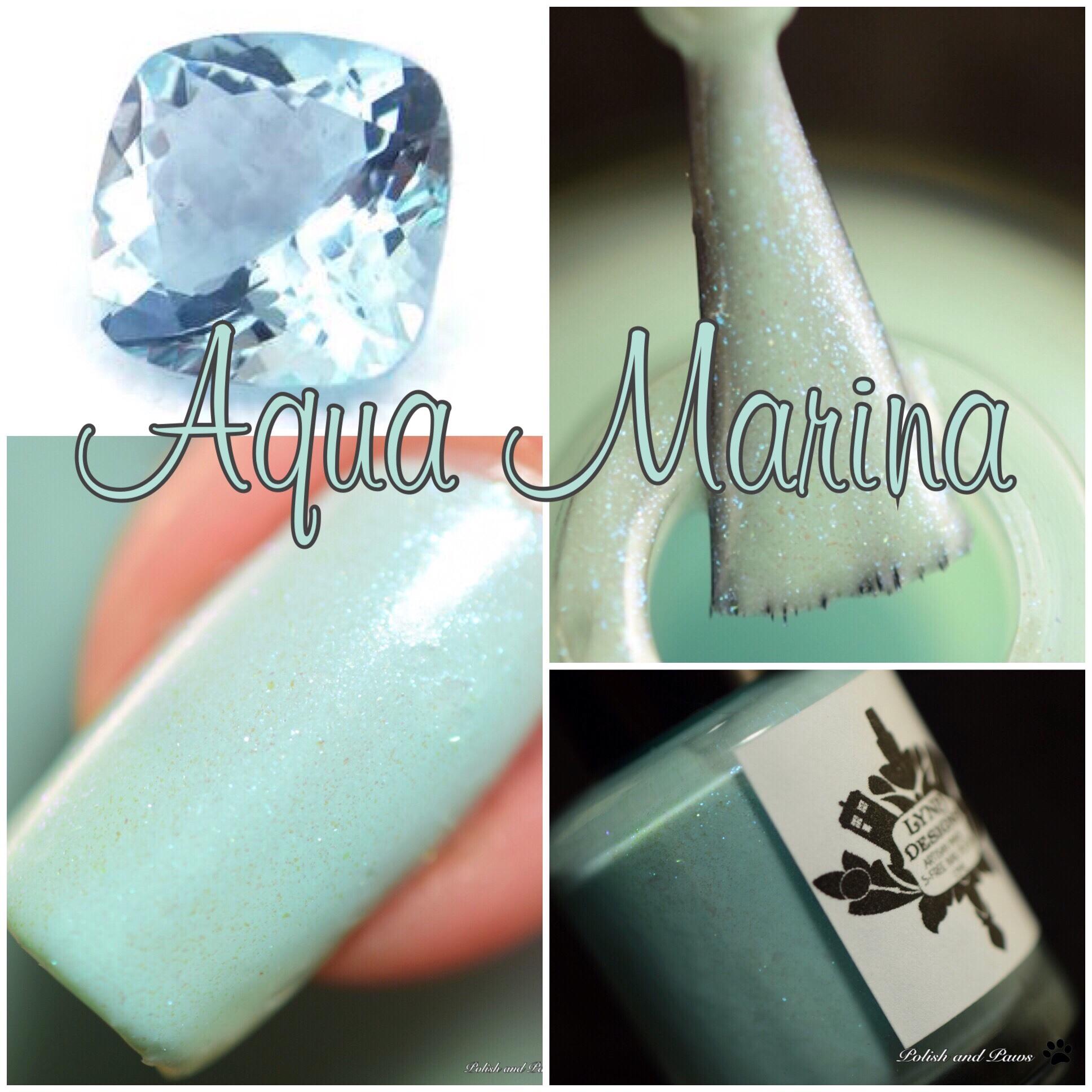 LynB Designs Aqua Marina