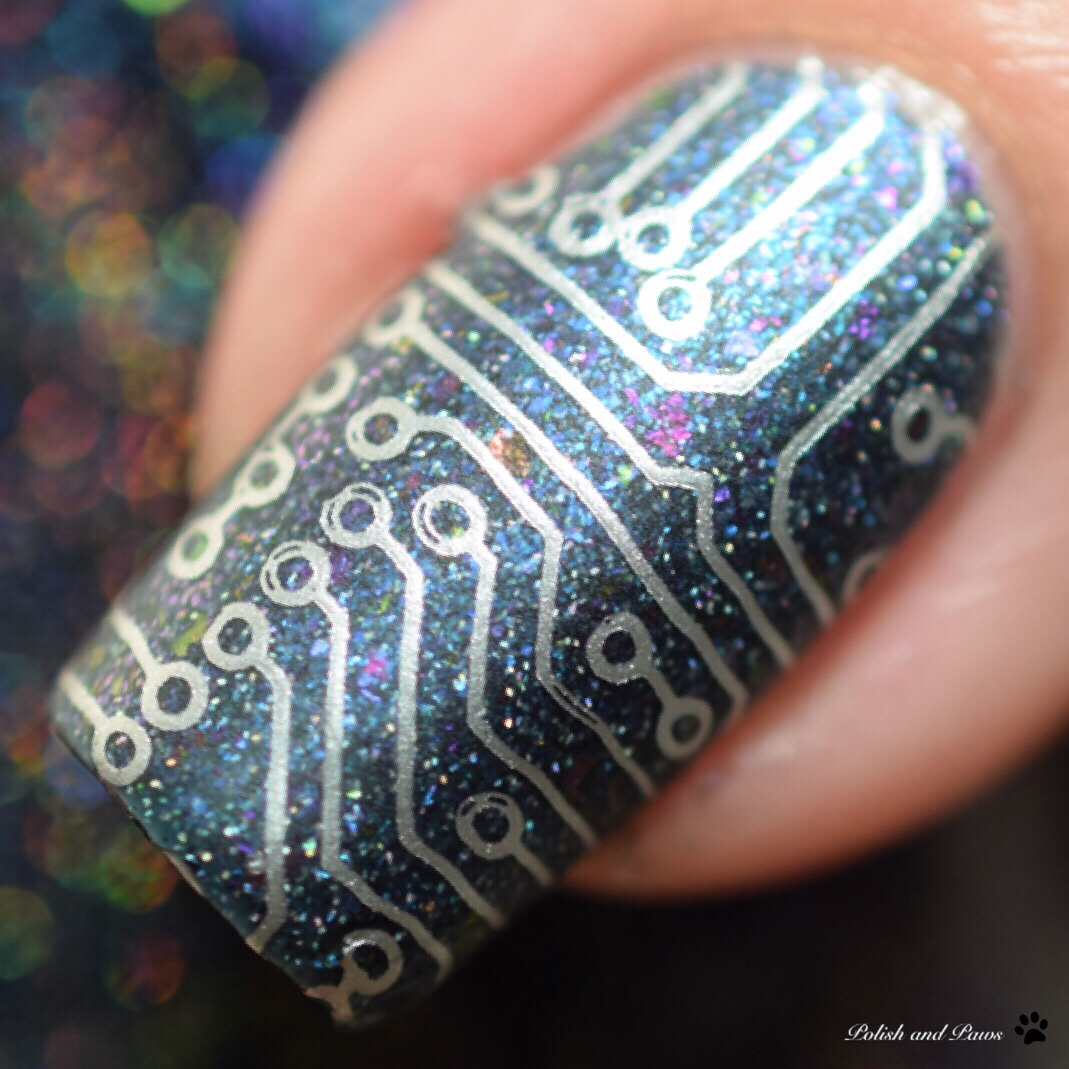 Beautometry My Mani Box ~ February 2018 A Wrinkle in Time