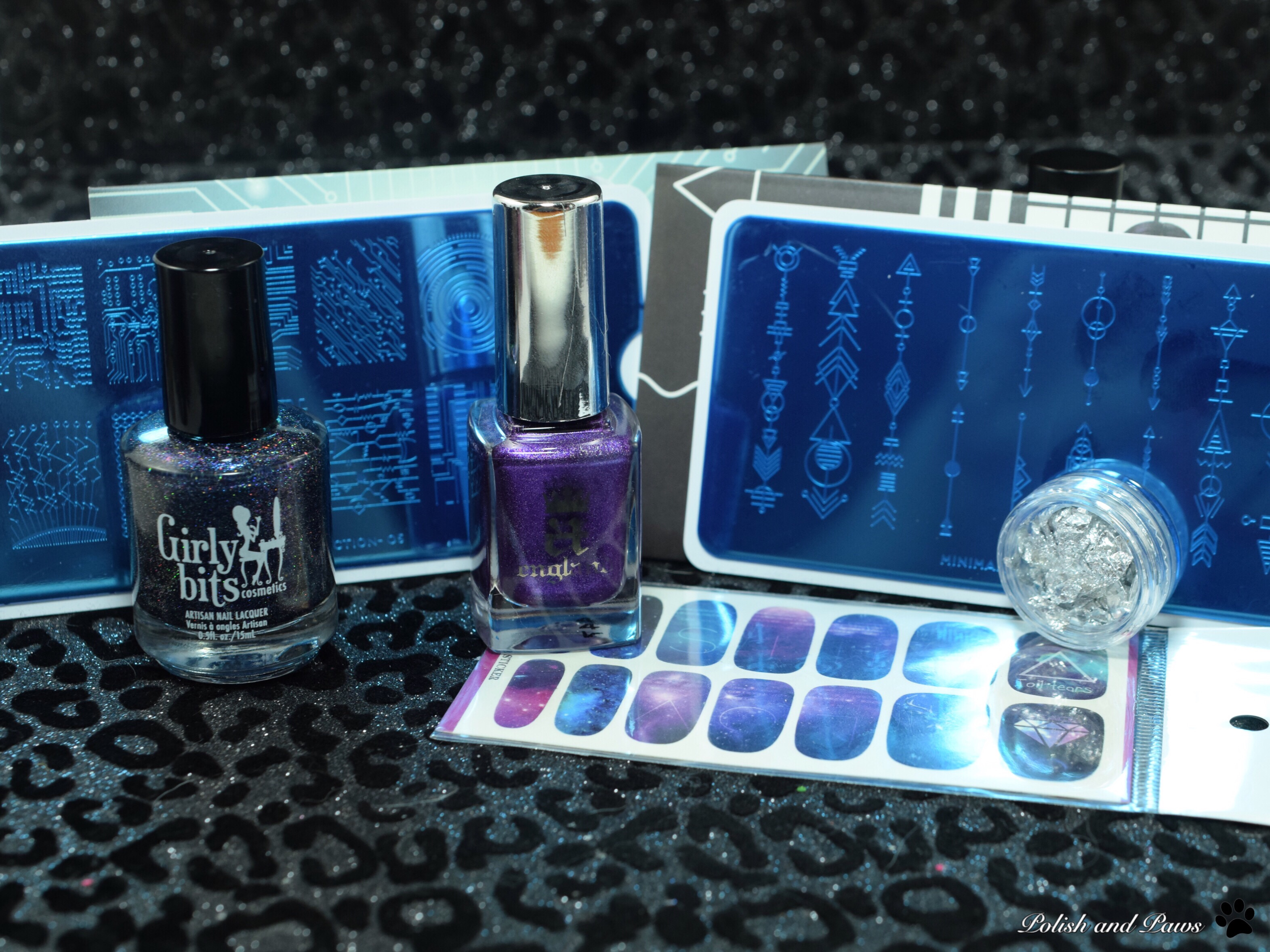 Beautometry My Mani Box ~ February A Wrinkle in Time