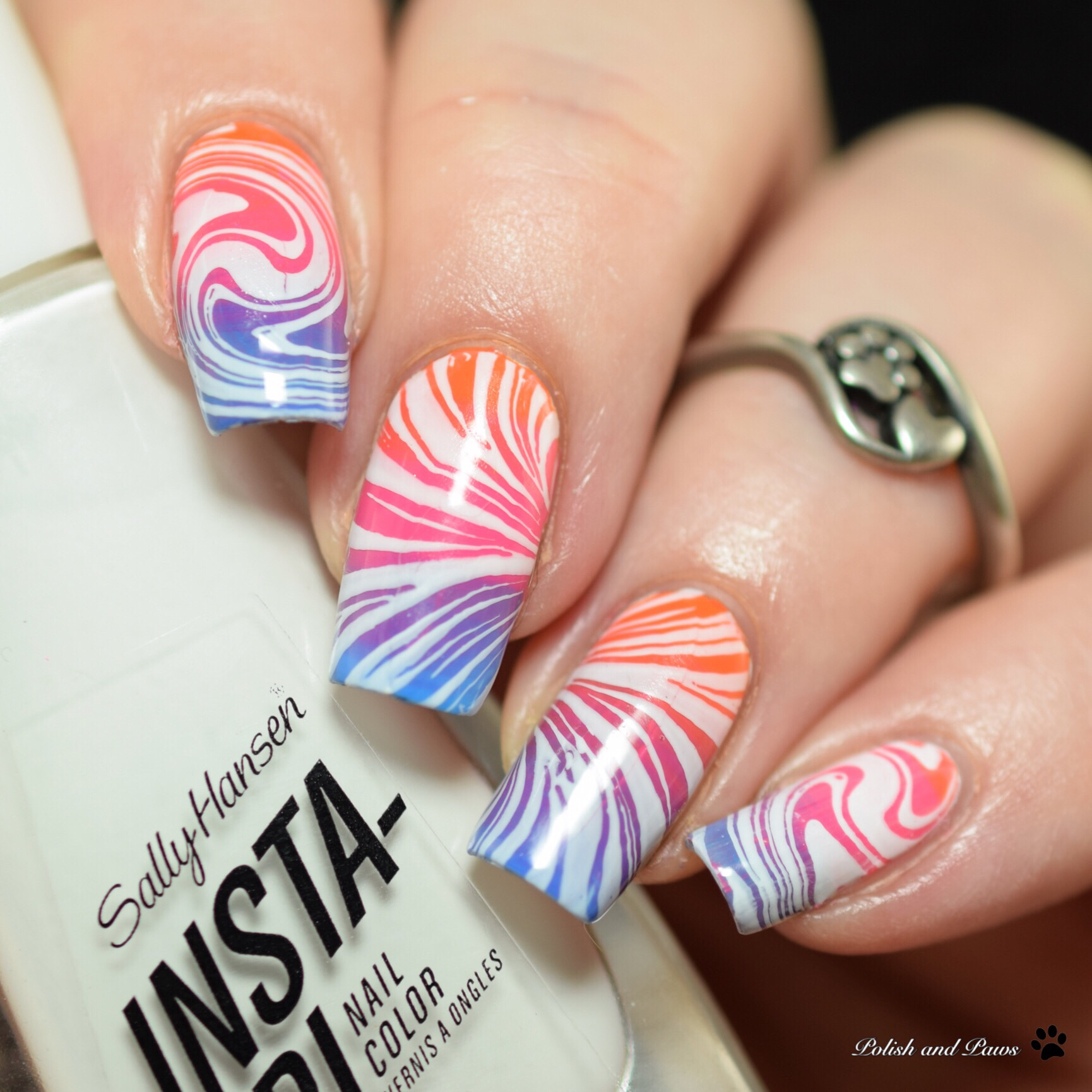 The Digit-al Dozen does Stamping: Gradient Stamping