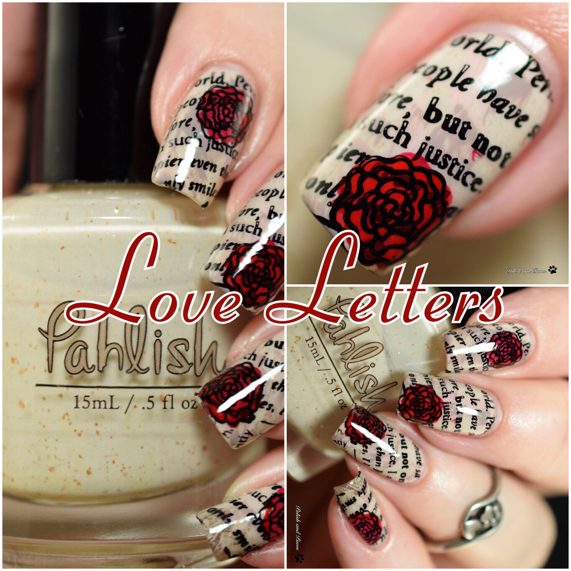 The Digit-al Dozen does Stamping: Love Letters