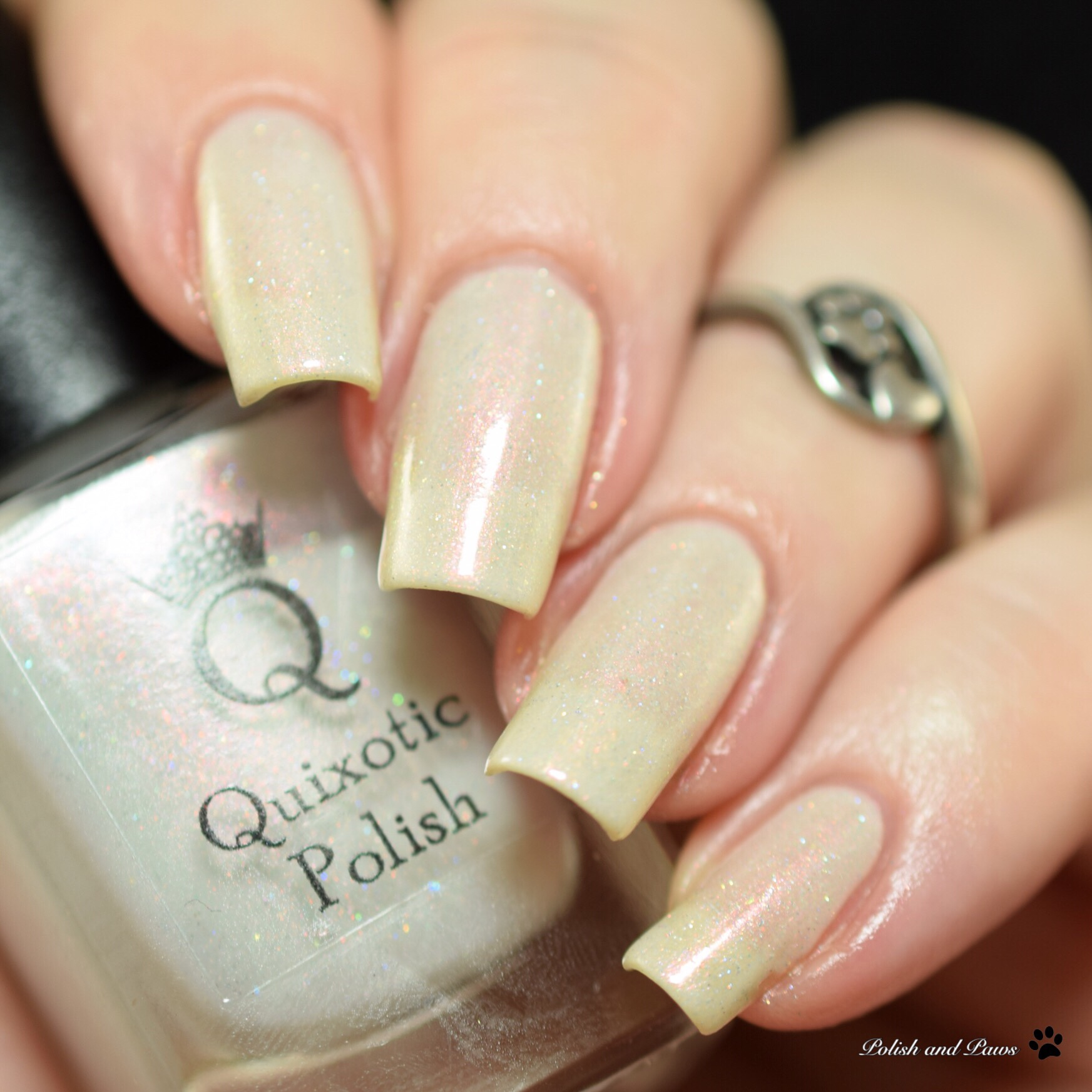 Quixotic Polish Moon Rise