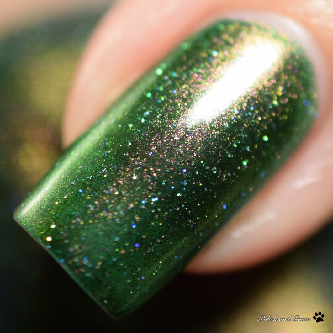 Quixotic Polish Lucky Kelly