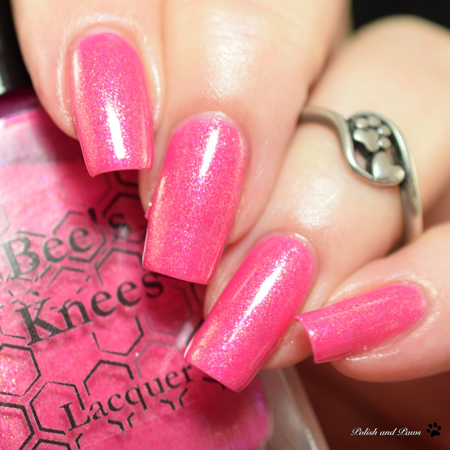 Bee's Knees Lacquer Sunriser