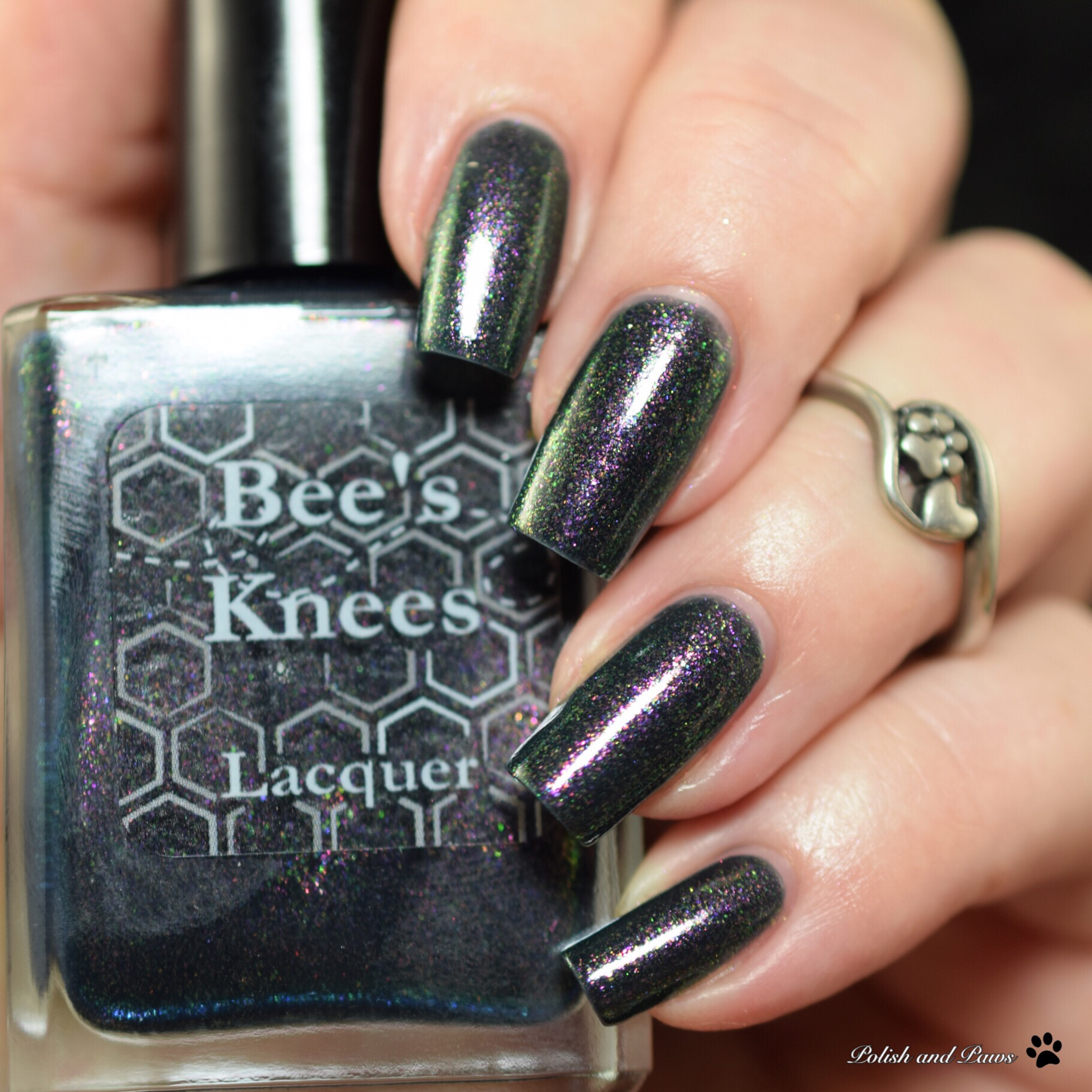 Bee's Knees Lacquer On-X