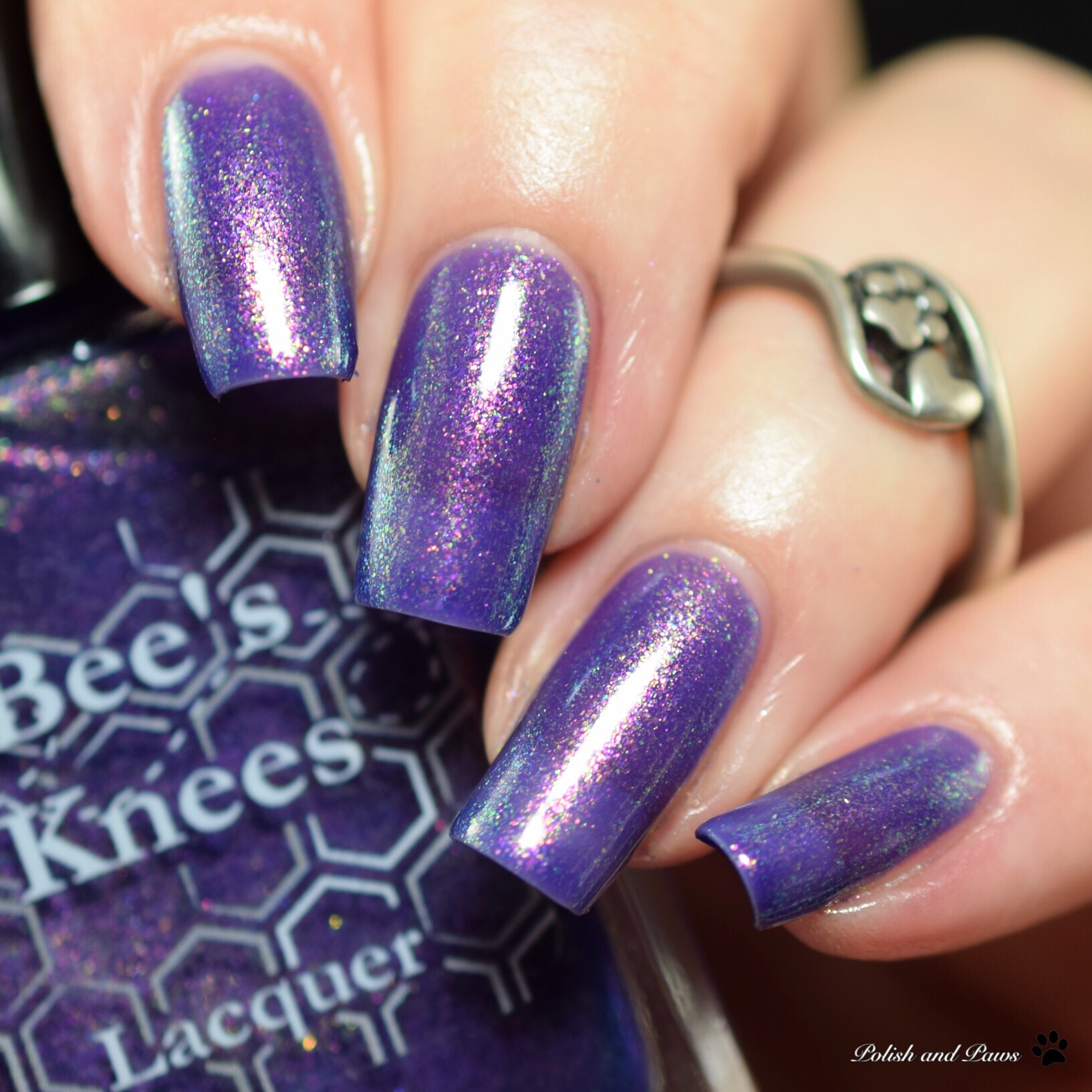 Bee's Knees Lacquer Skydancer