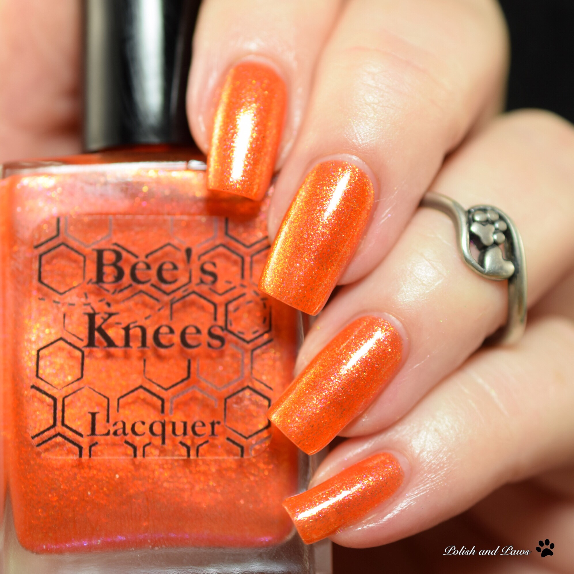 Bee's Knees Lacquer Dark Princess