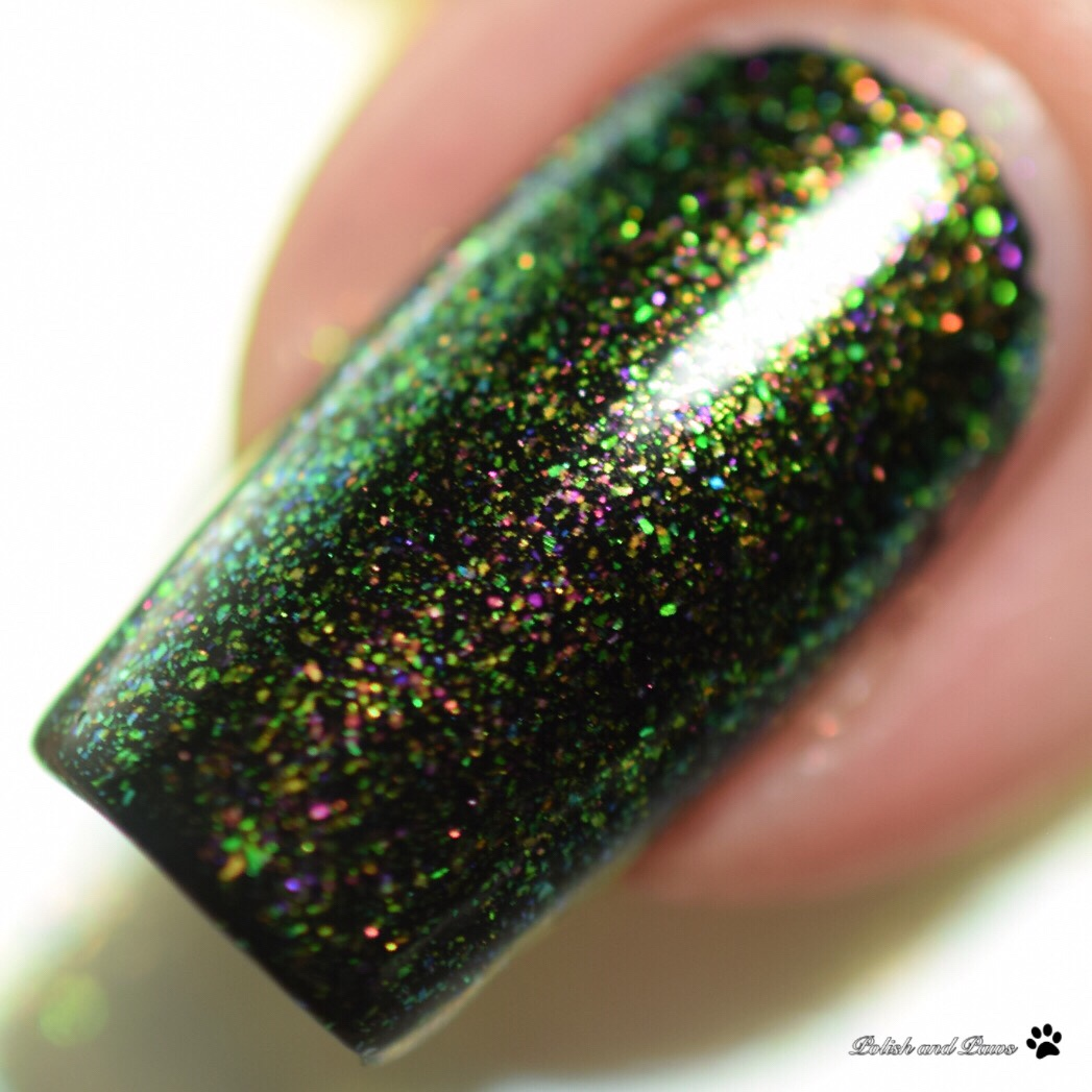 Bee's Knees Lacquer Majestic AF