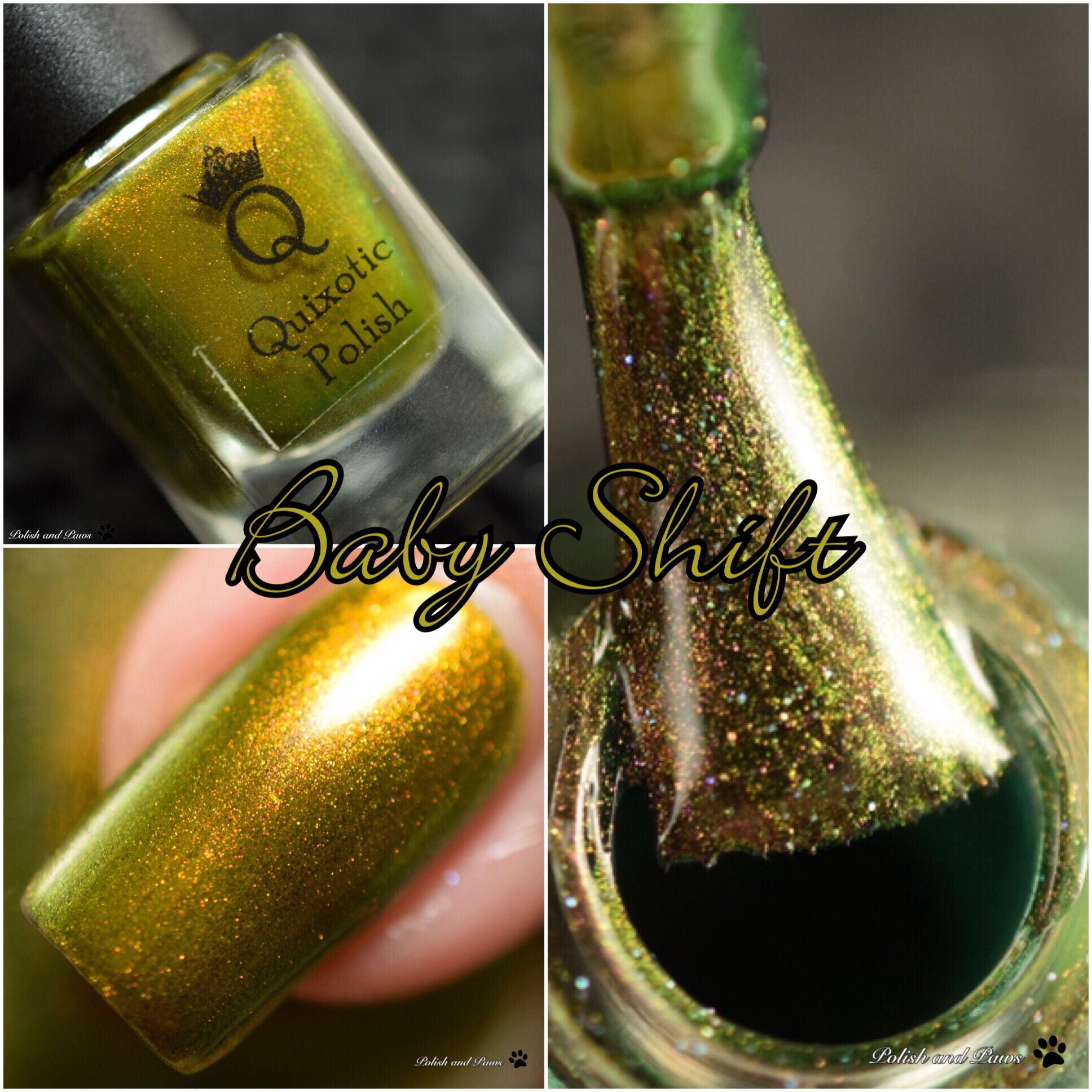 Quixotic Polish Baby Shift