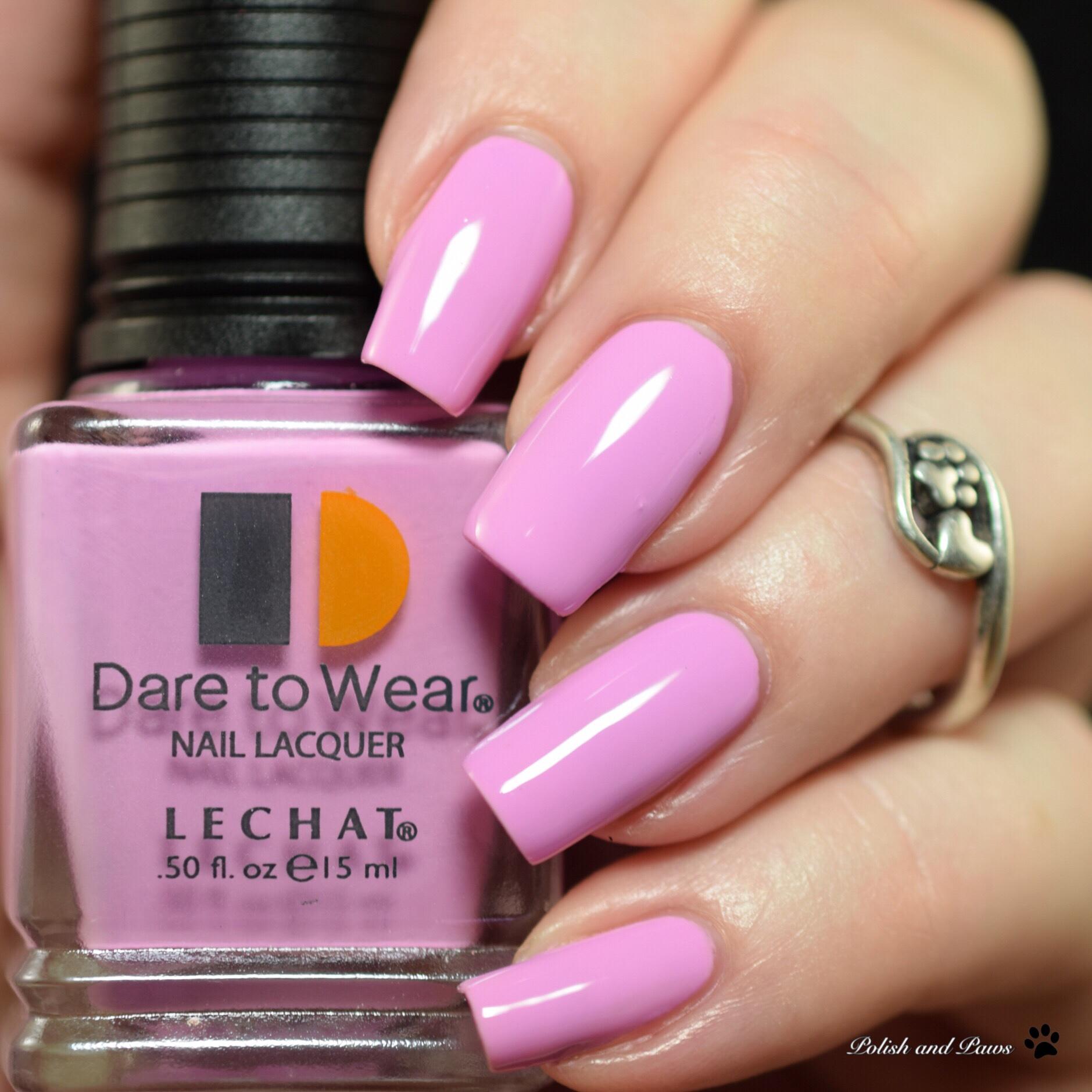 LeChat Violet Rose