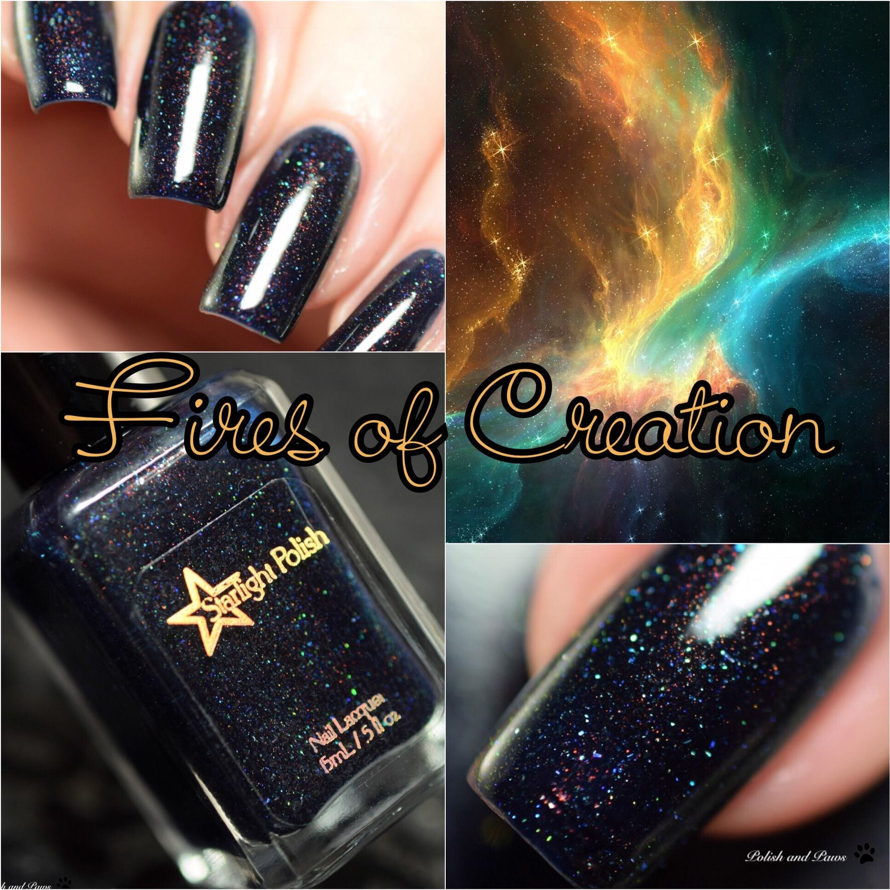 Starlight Polish Fires of Creation