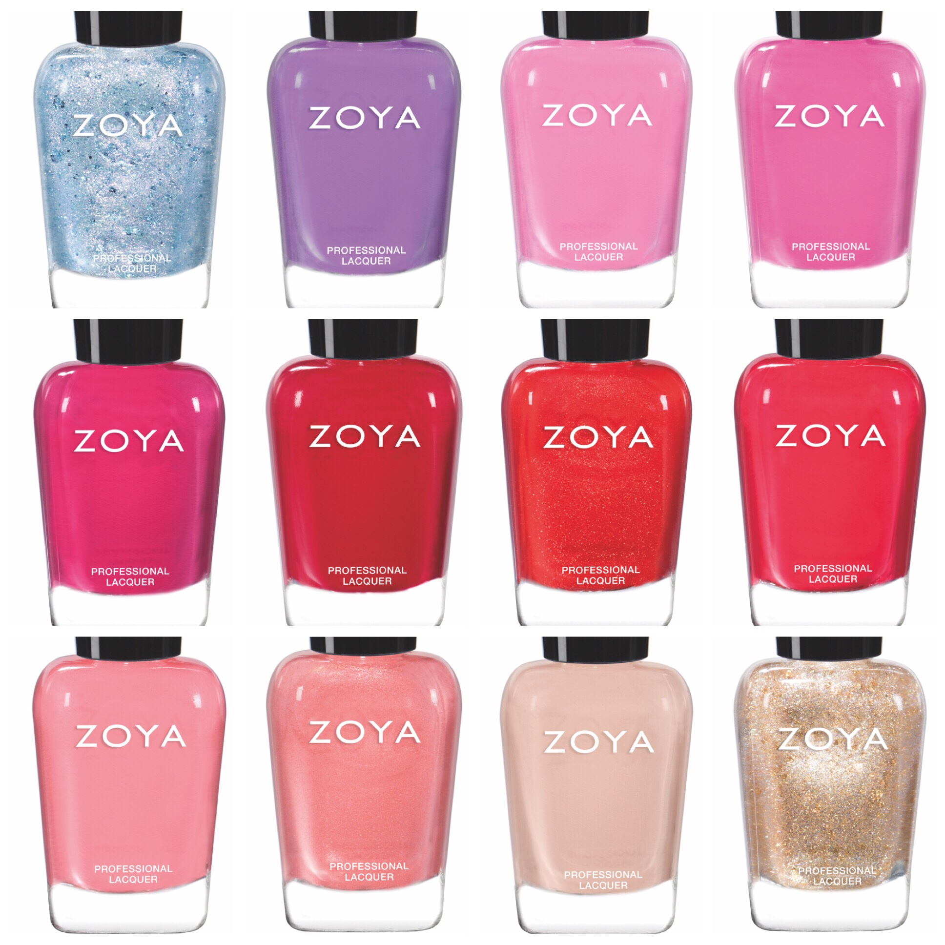 Zoya Thrive Collection