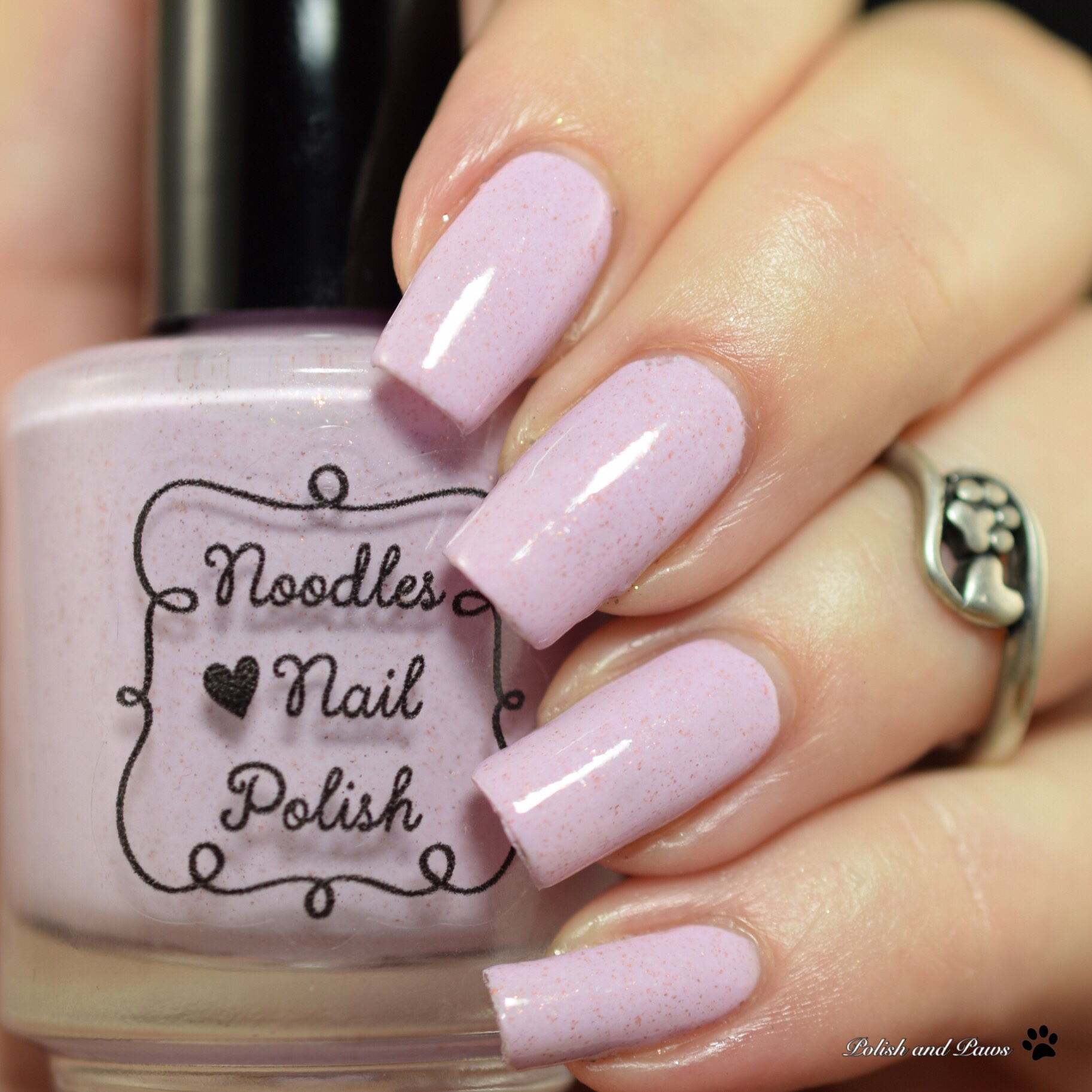 Noodles Nail Polish Lilacs and Lilies
