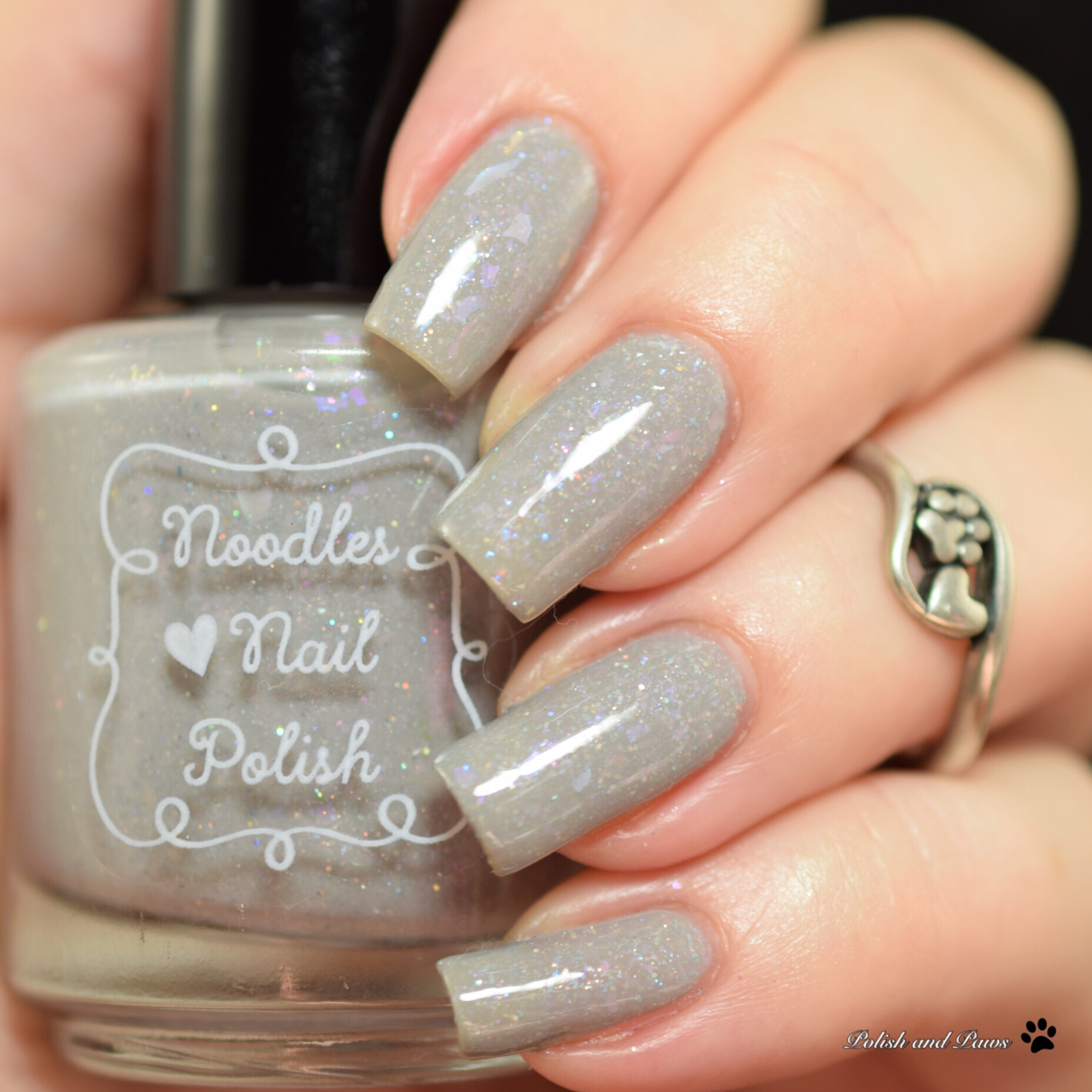 Noodles Nail Polish Bunny Trail