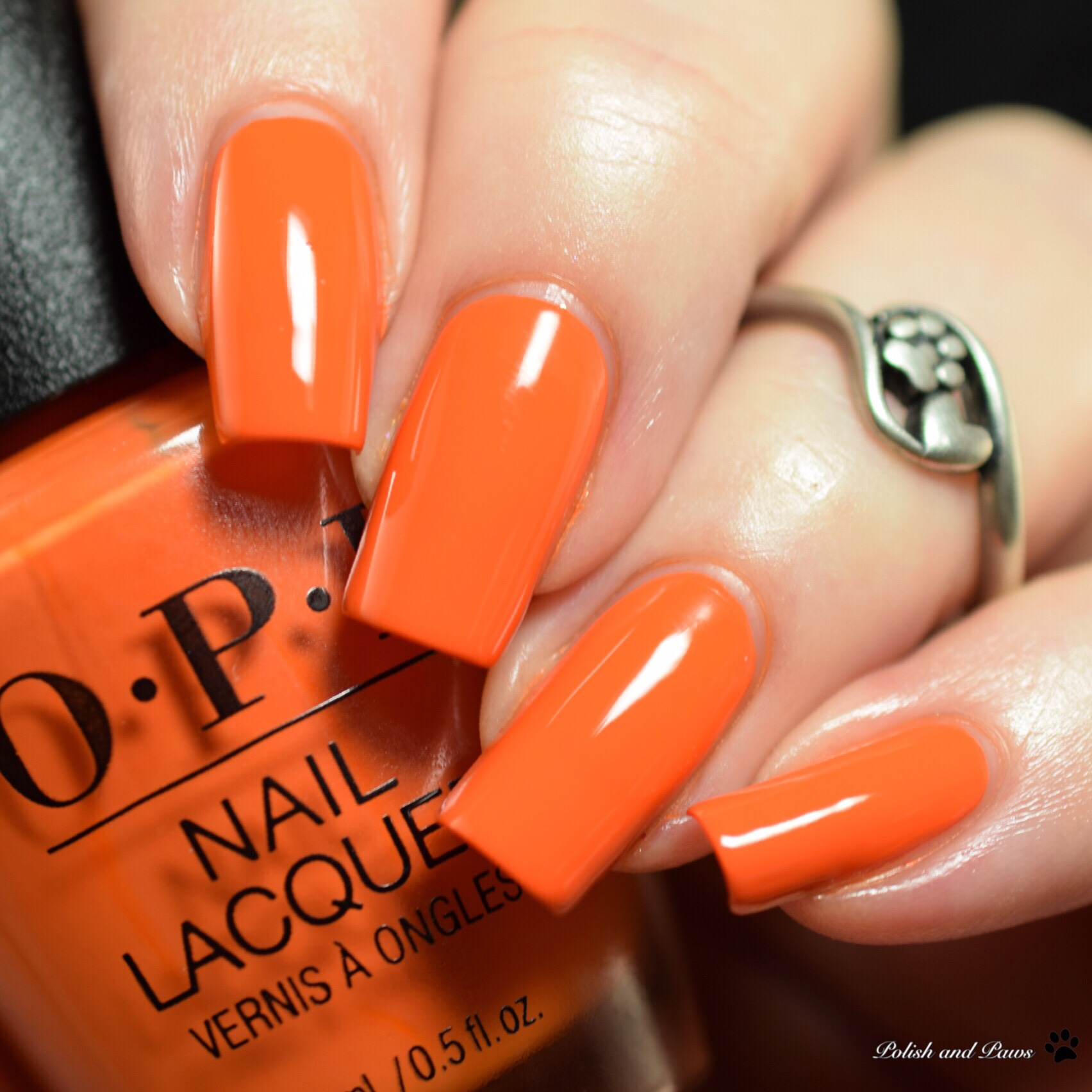 OPI Summer Lovin' Having a Blast