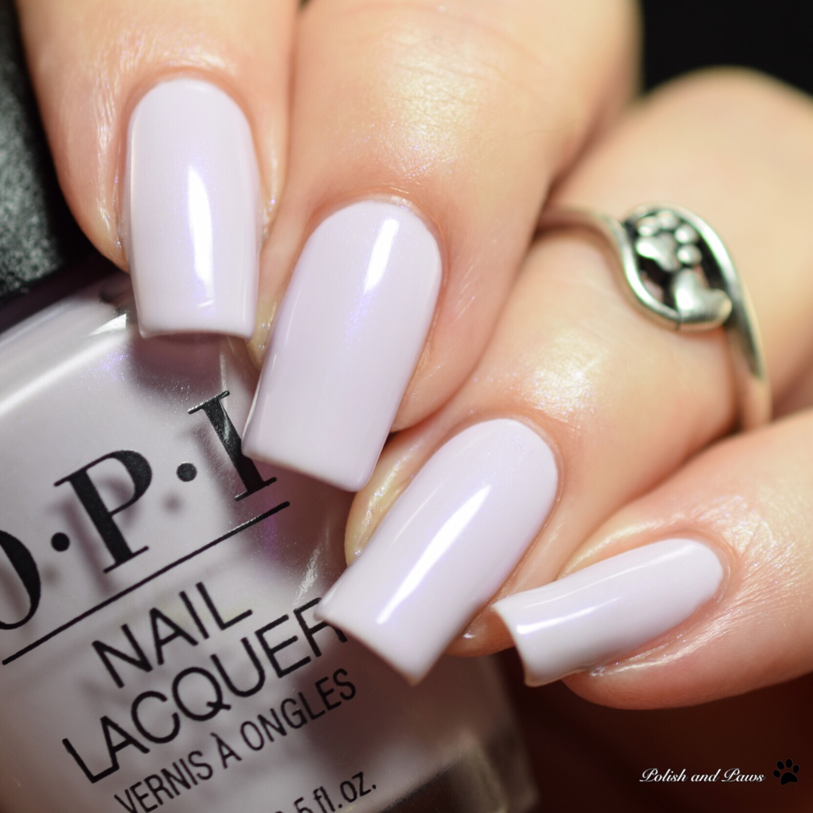 OPI Frenchie Likes to Kiss?