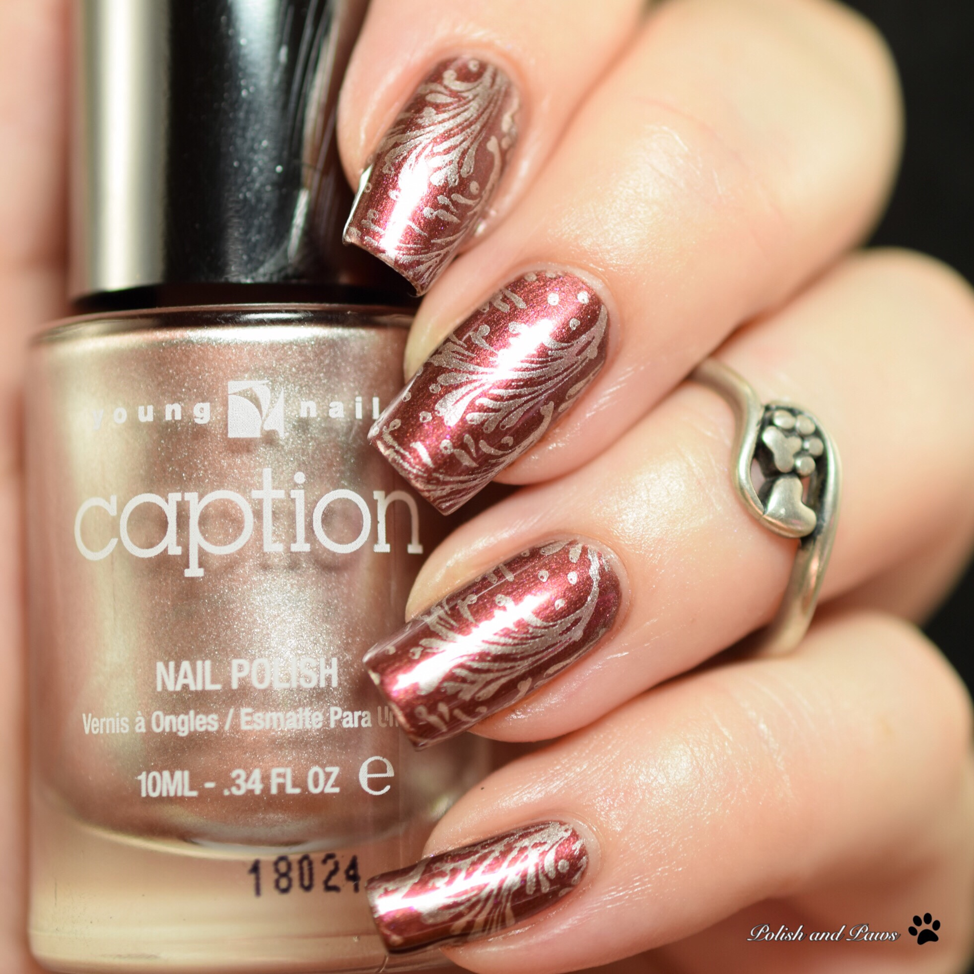 Caption Polish Everyday Collection Nail Art