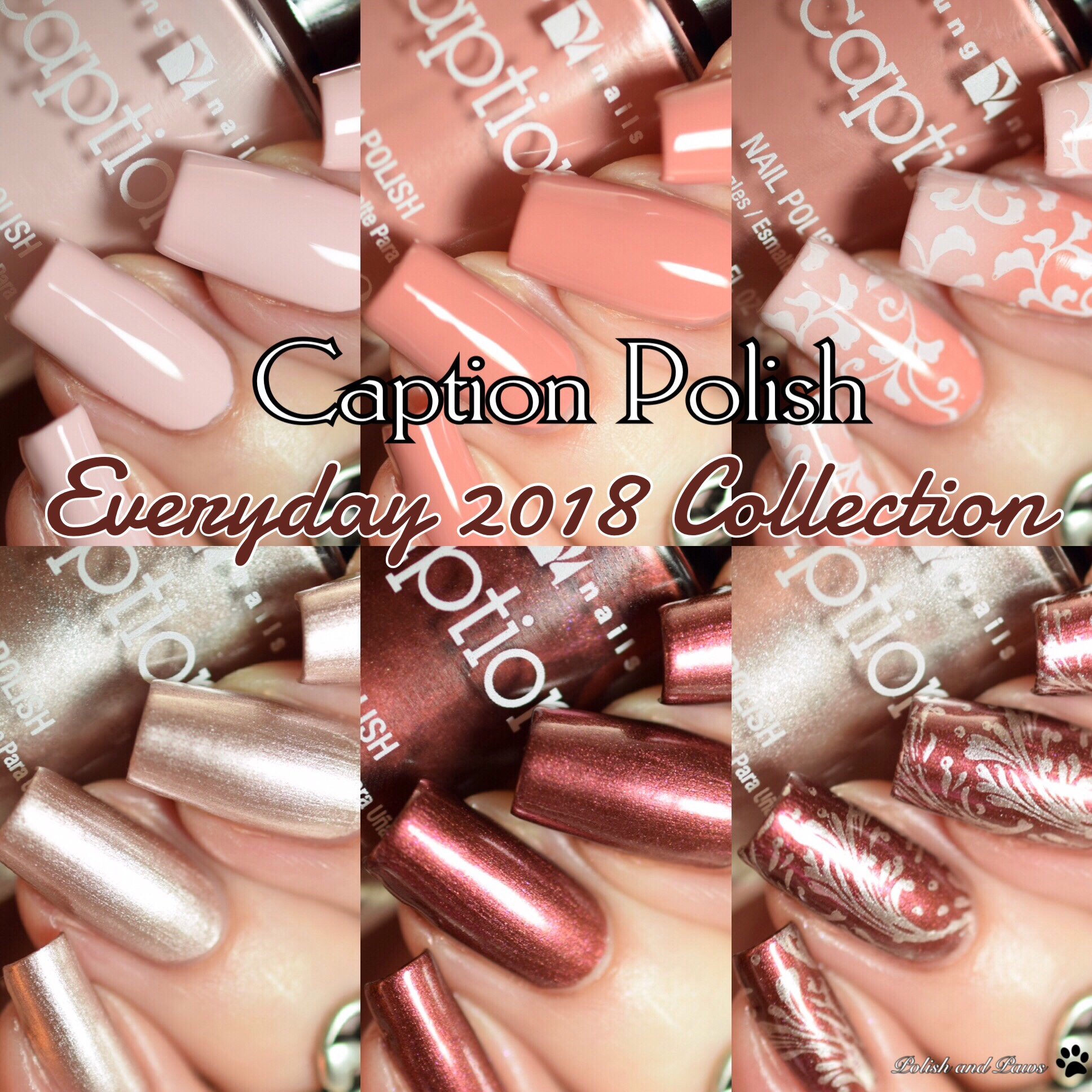 Caption Polish Everyday 2018 Collection