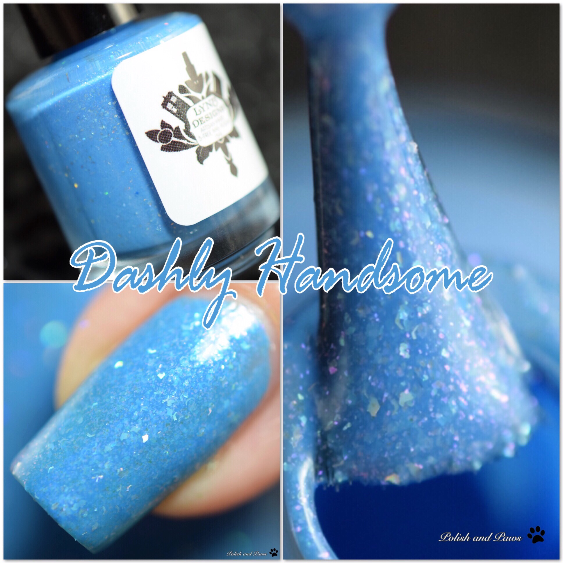 LynB Designs Dashly Handsome